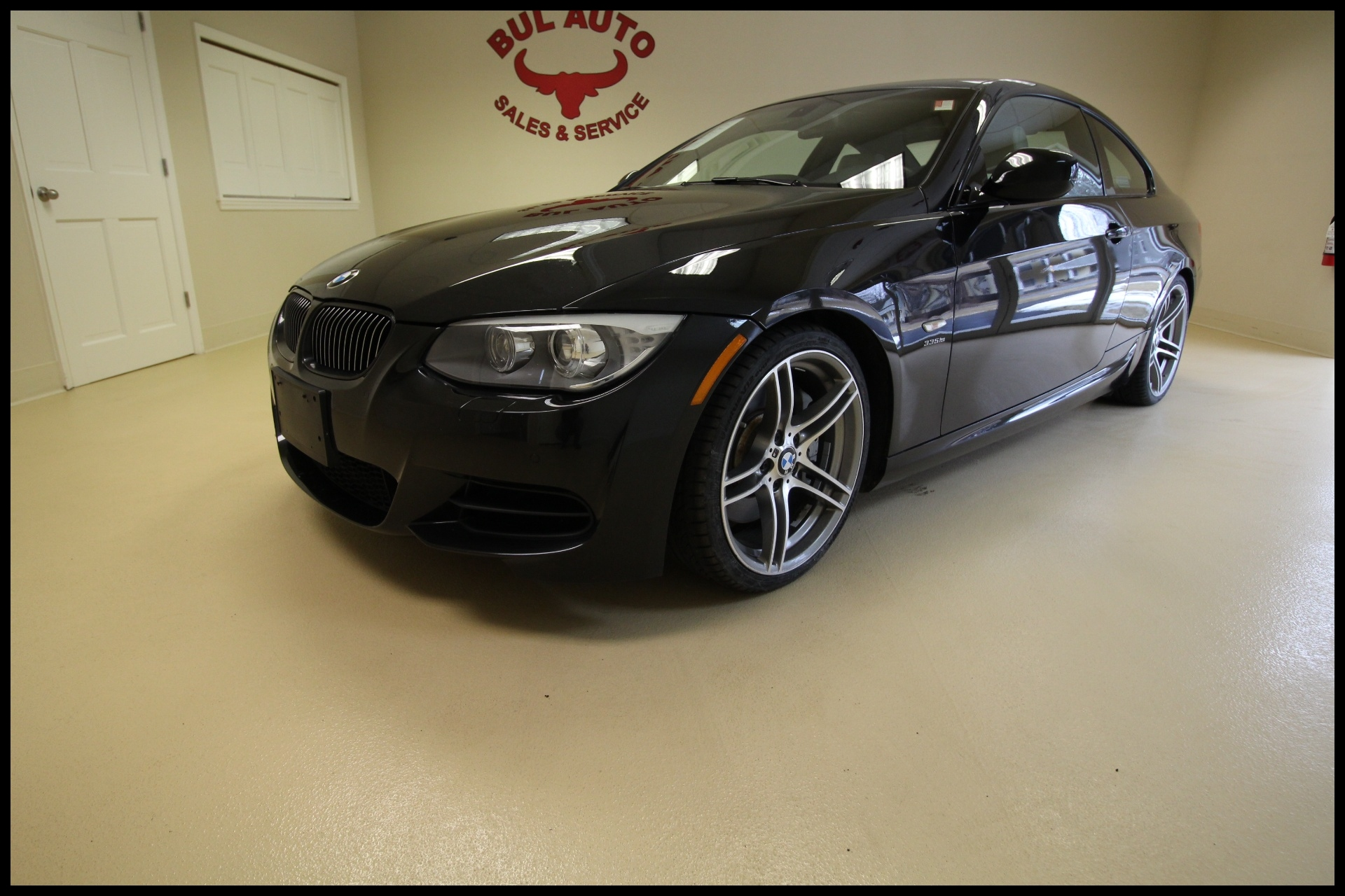 Used 2012 BMW 3 Series 335is COUPE