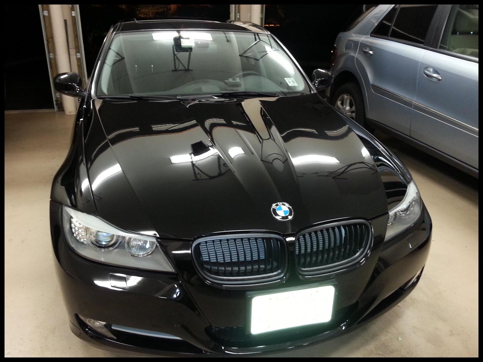 Black 2011 BMW 335xi 335i XDrive
