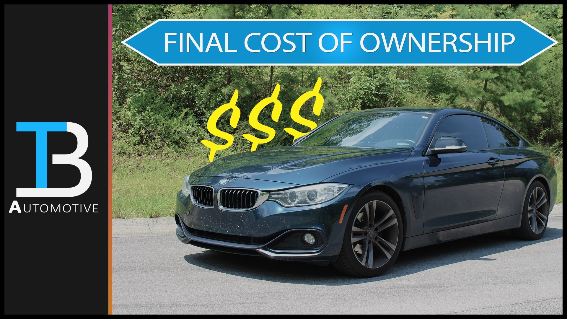 Here s How Much It Costs to Own the 2014 BMW 428i for 18 Months & 60k Miles