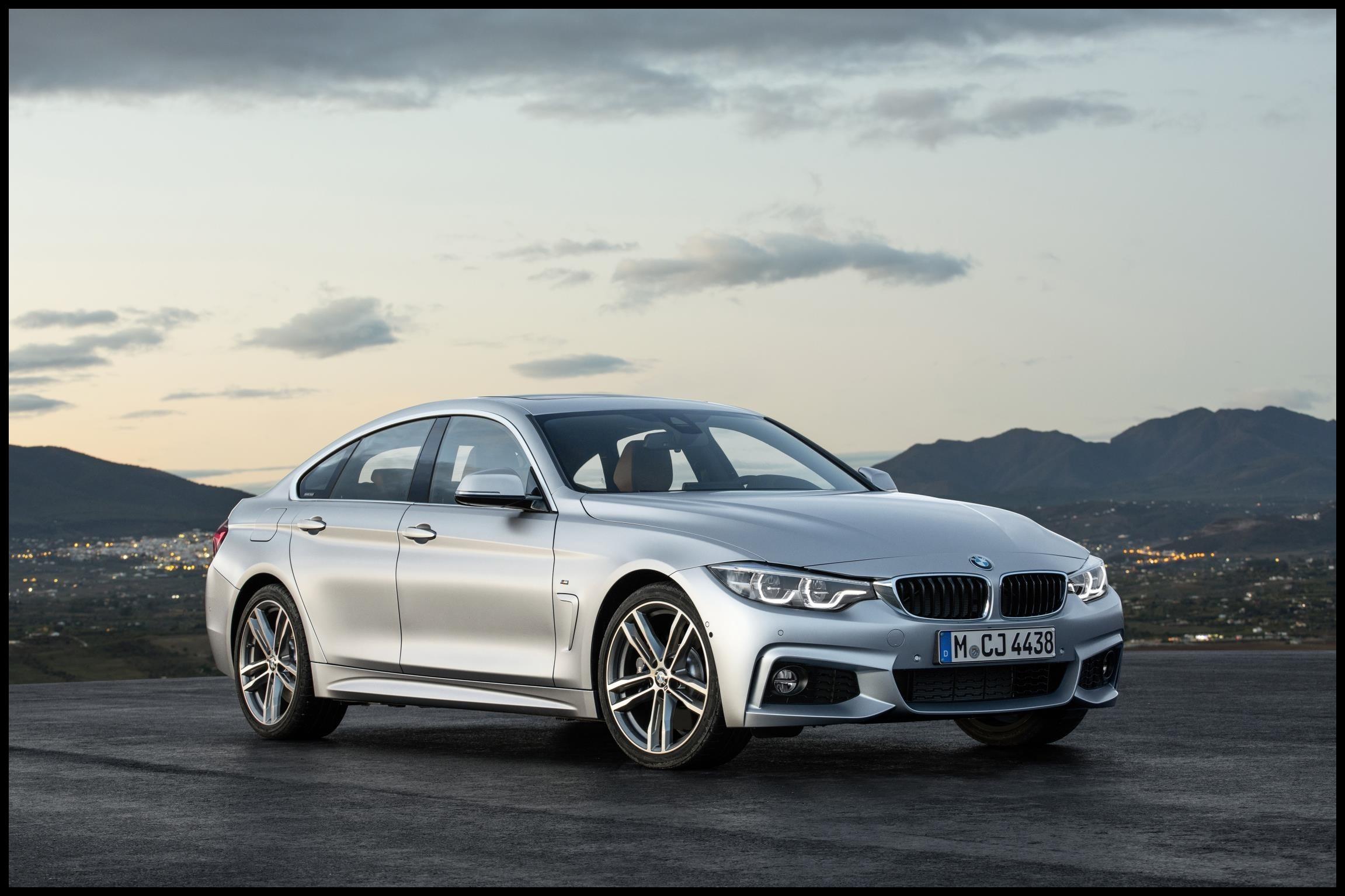 Advertisement The BMW 4 Series