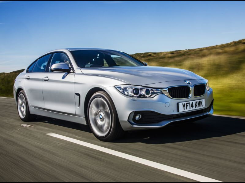 Bmw 435i Grand Coupe