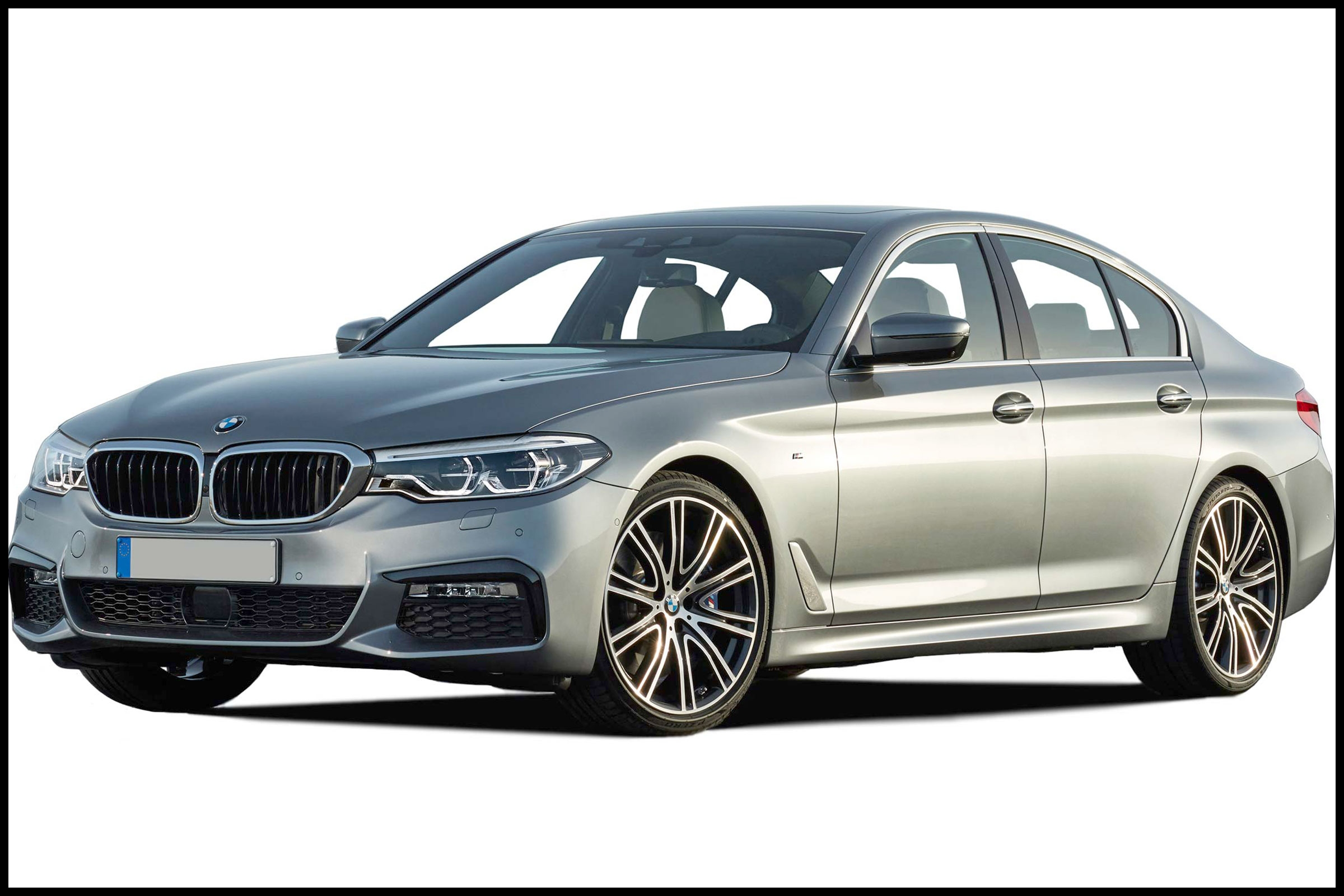 bmw 5 series cutout 0