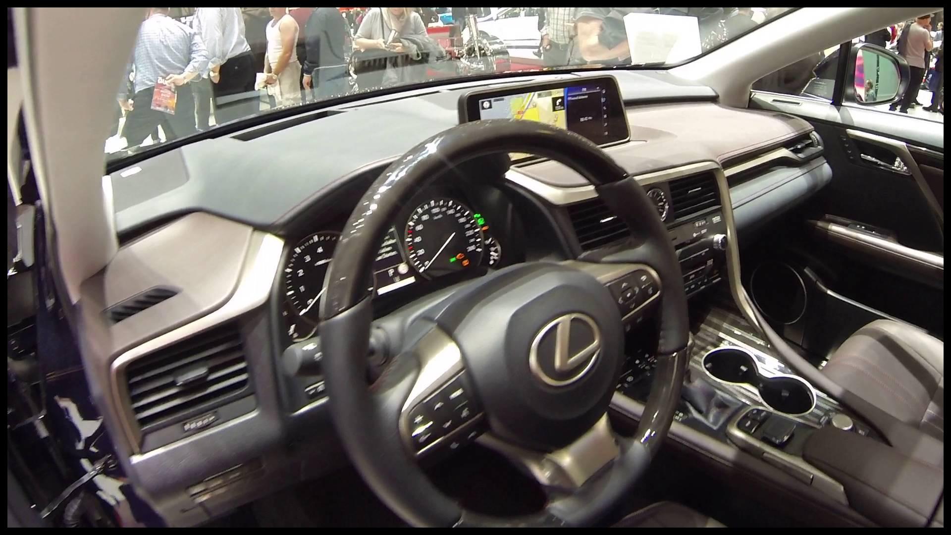 Lexus RX Mk4 OBD2 Diagnostic Port Location 2