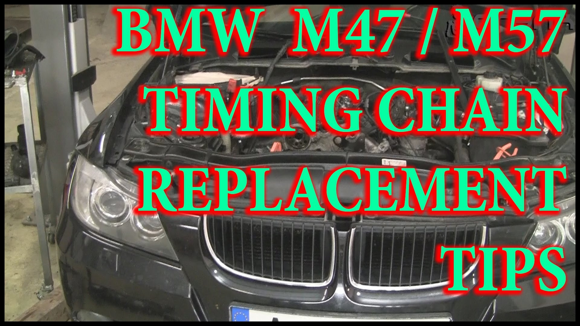Bmw 5 Series Timing Belt or Chain Beautiful Bmw M47 M57 Timing Chain Replacement Tips