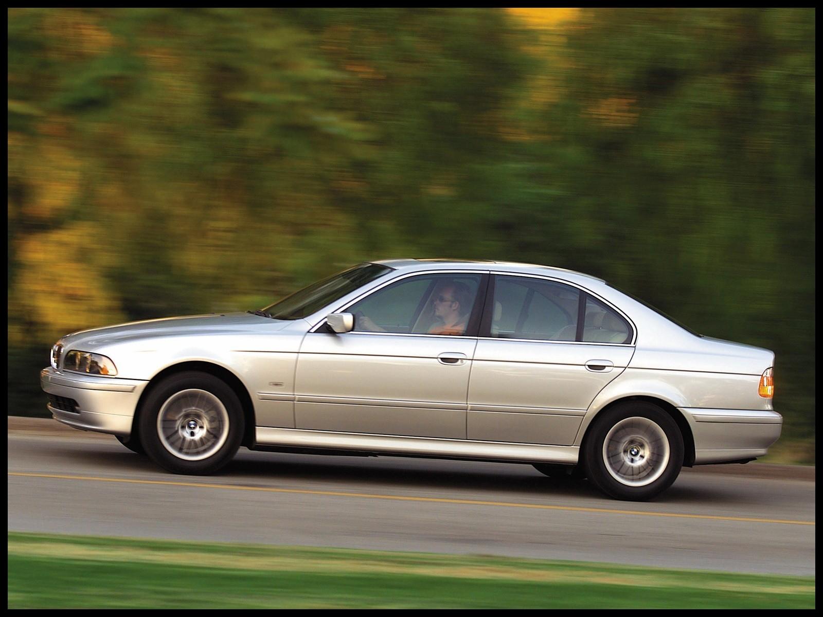 BMW 5 Series E39 2000 2003