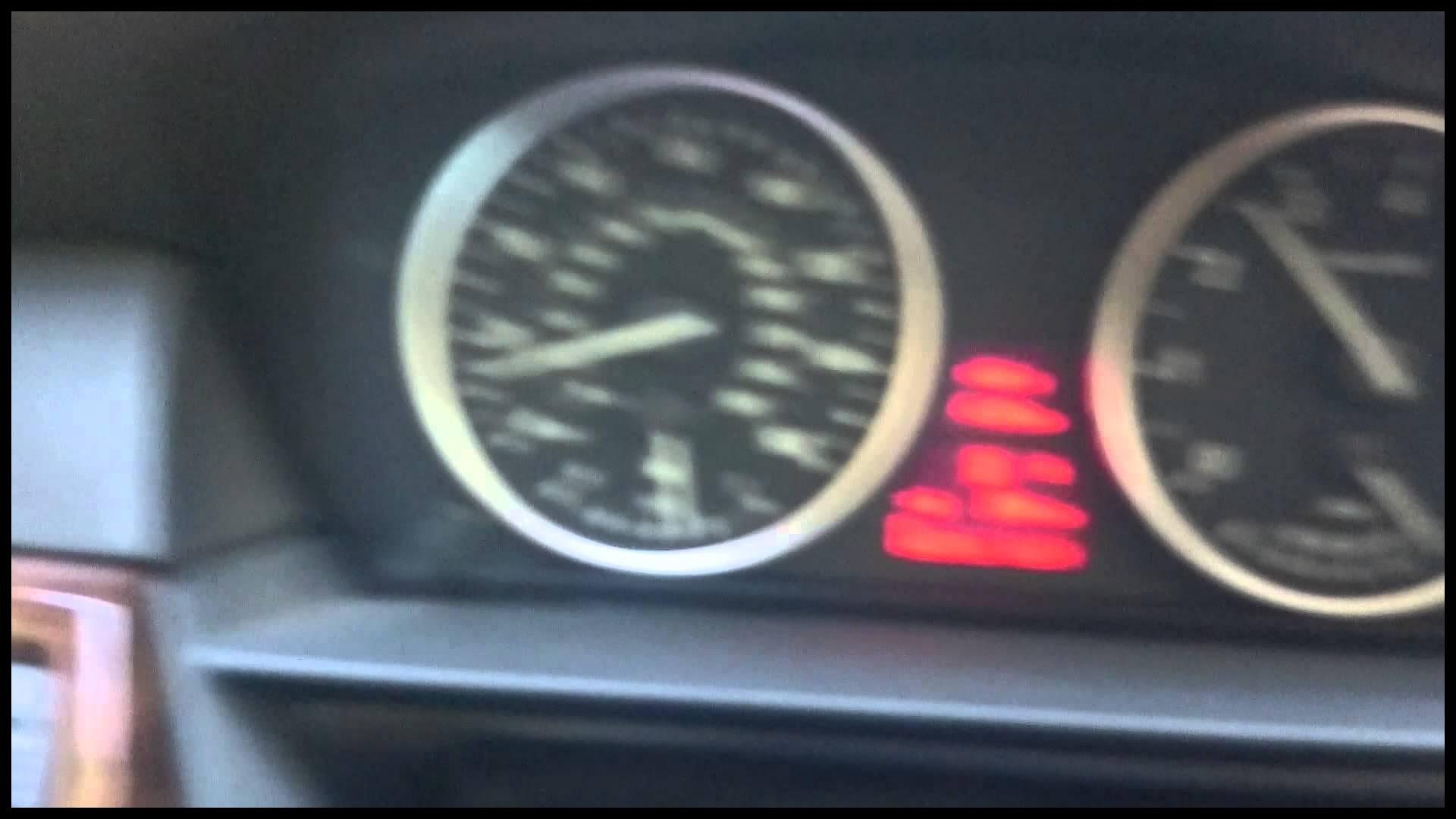 BMW transmission problems