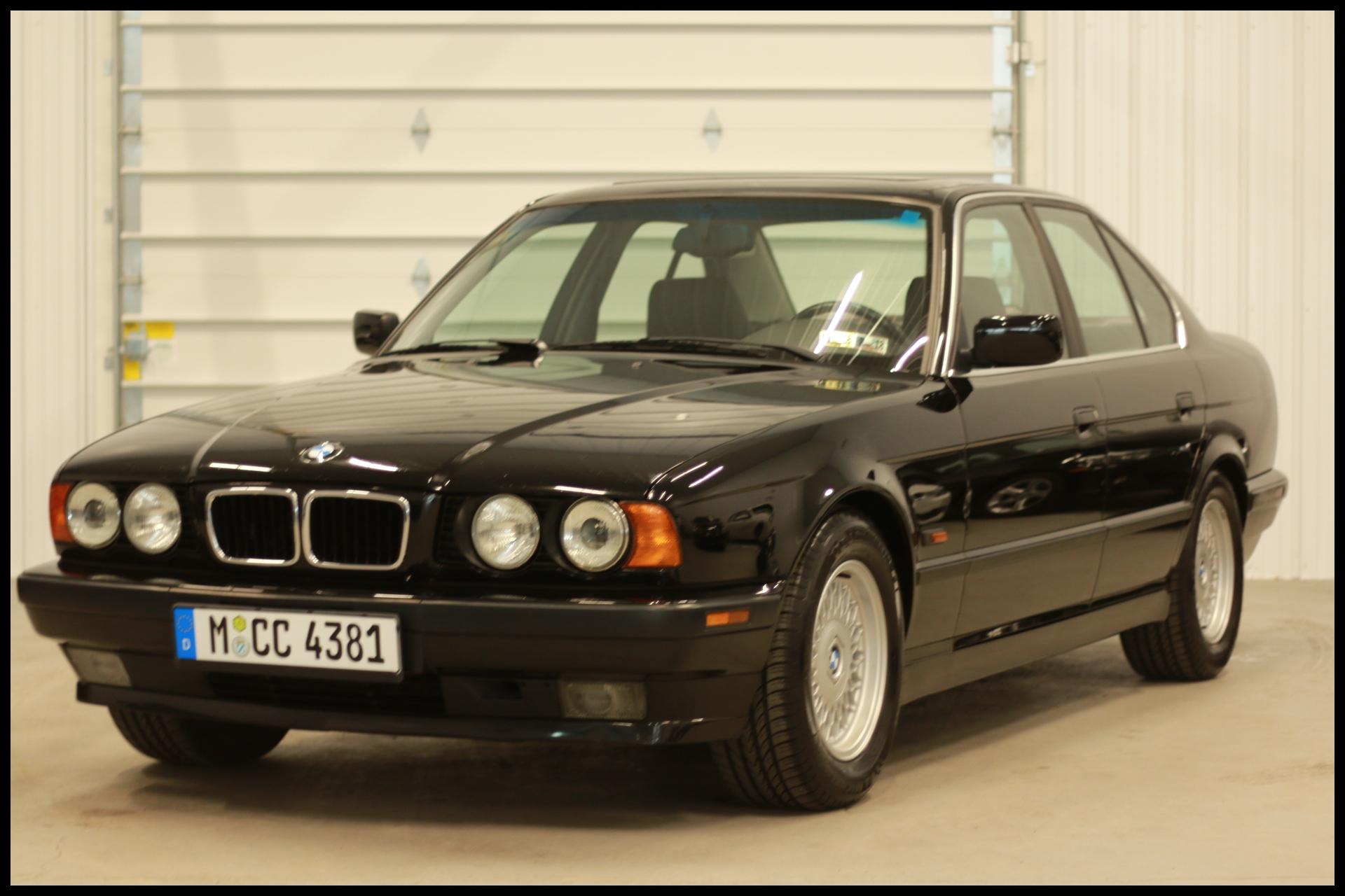 E34 BMW 540i 1