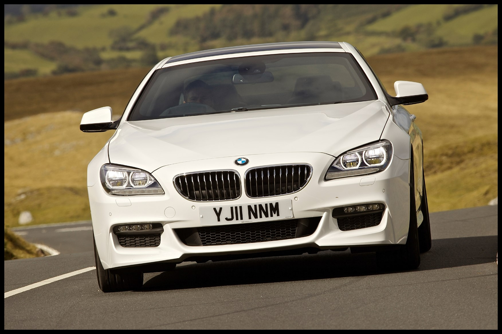 BMW 6 Series Coupé 2011 2018 Features Equipment and Accessories