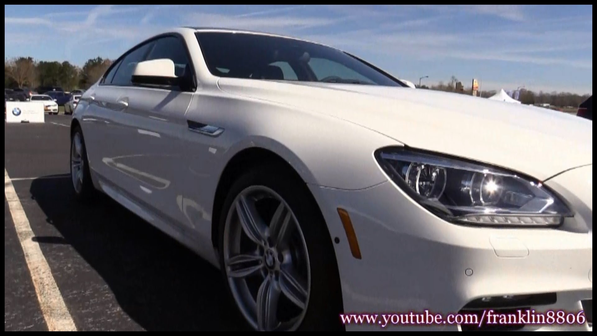 2015 BMW 650i Gran Coupe 0 60 mph