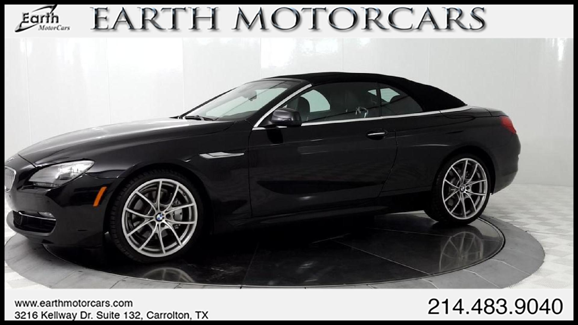 2014 BMW 6 Series 650i Carrollton TX