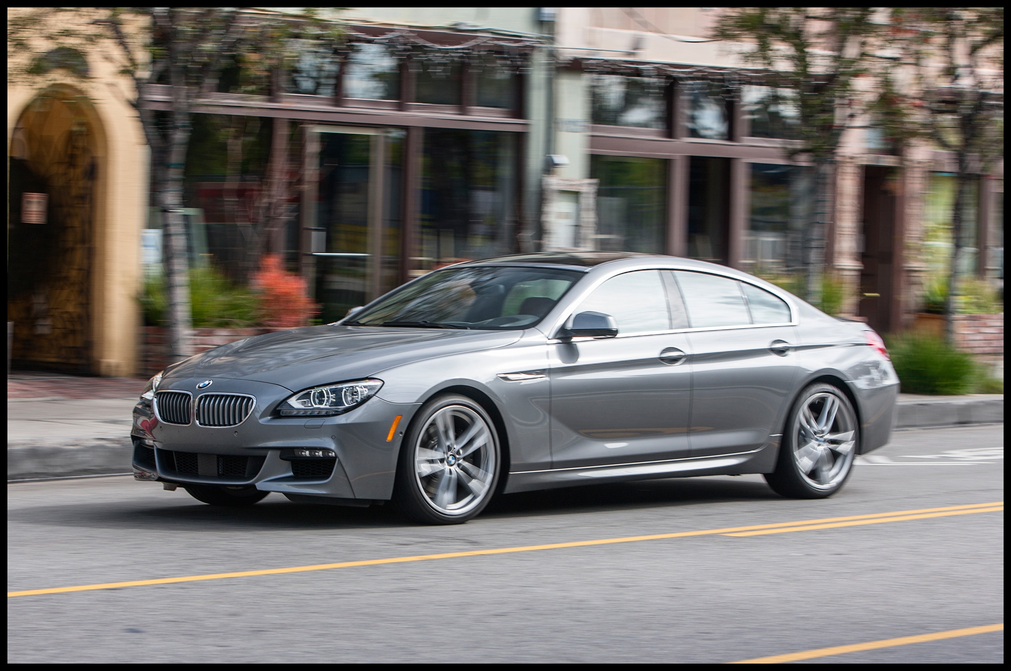 2013 BMW 650i Gran Coupe Arrival
