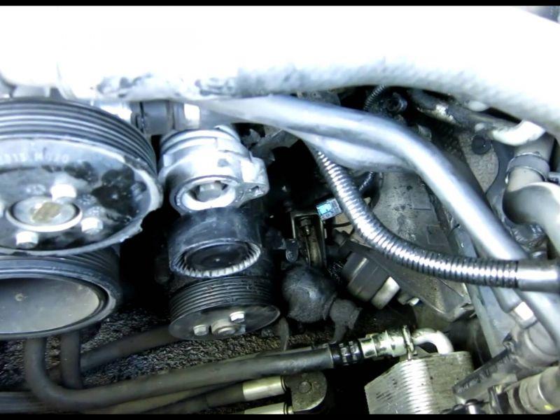 Bmw 745i Alternator Problems