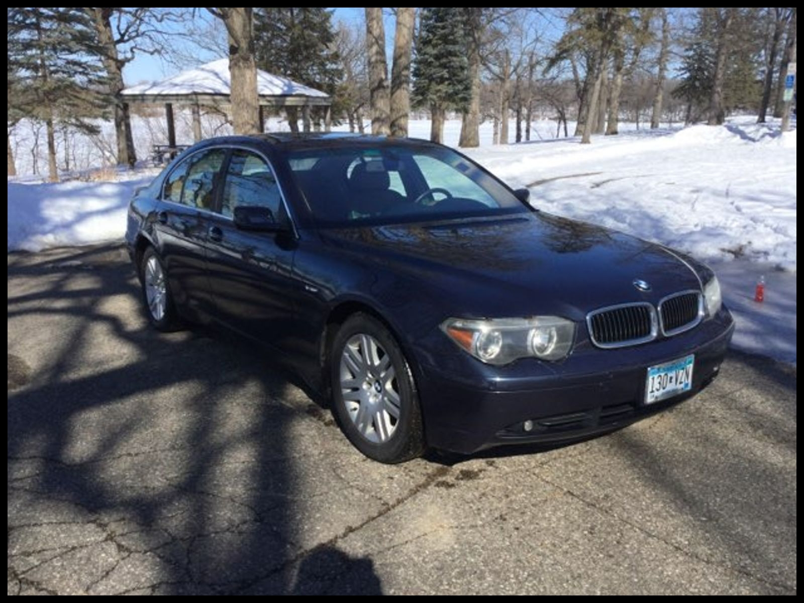 Bmw 745i Battery Price Best 2003 Bmw 7 Series 745i City Mn Elite Motors Llc