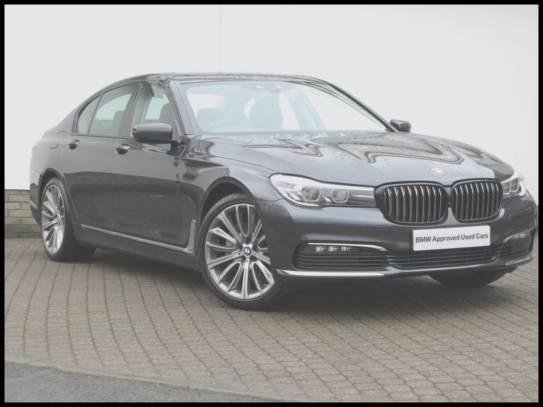 7 Series Bmw Lovely Latest Used 2017 Bmw 7 Series G11 740d Xdrive Hd Bmw 750d Wallpaper