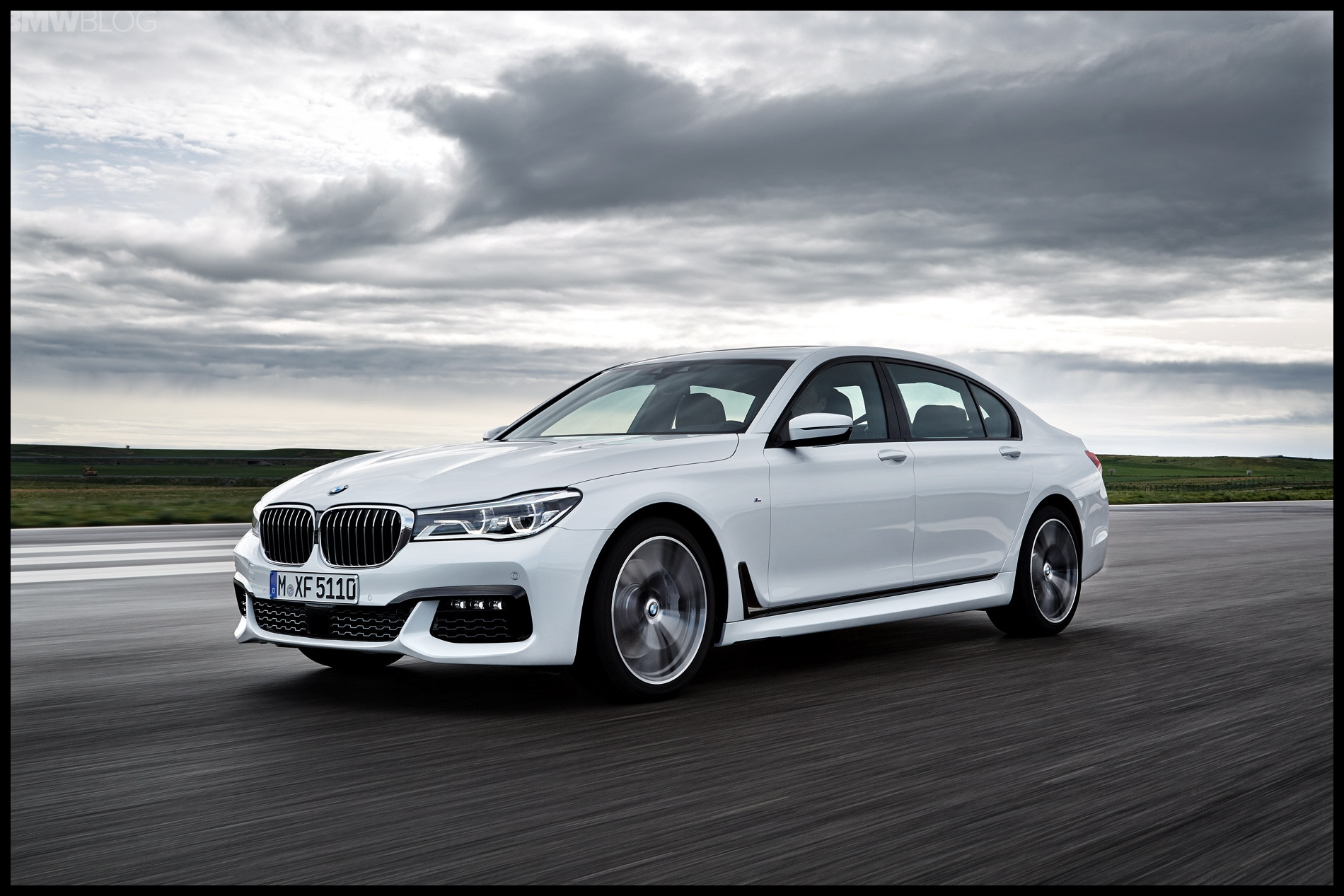 Bmw 750d Price For Quad Turbo Sel Starts At 107 700 Euros Pc Wallpaper Bmw 7 Series 2016 Wallpaper