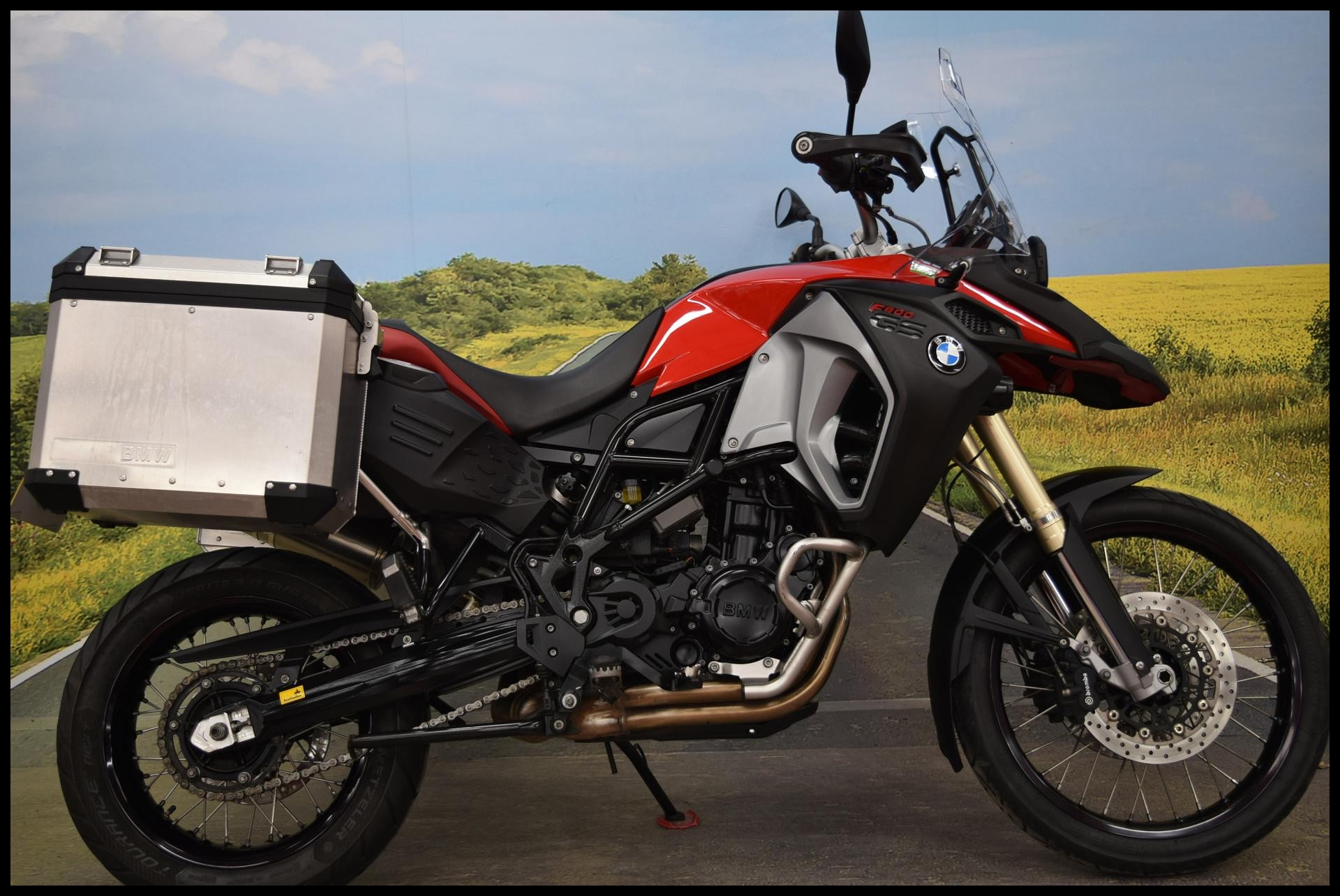 Bmw 900cc Motorcycles Best Bmw F800gs Adventure for Sale Finance Available and Part Exchange