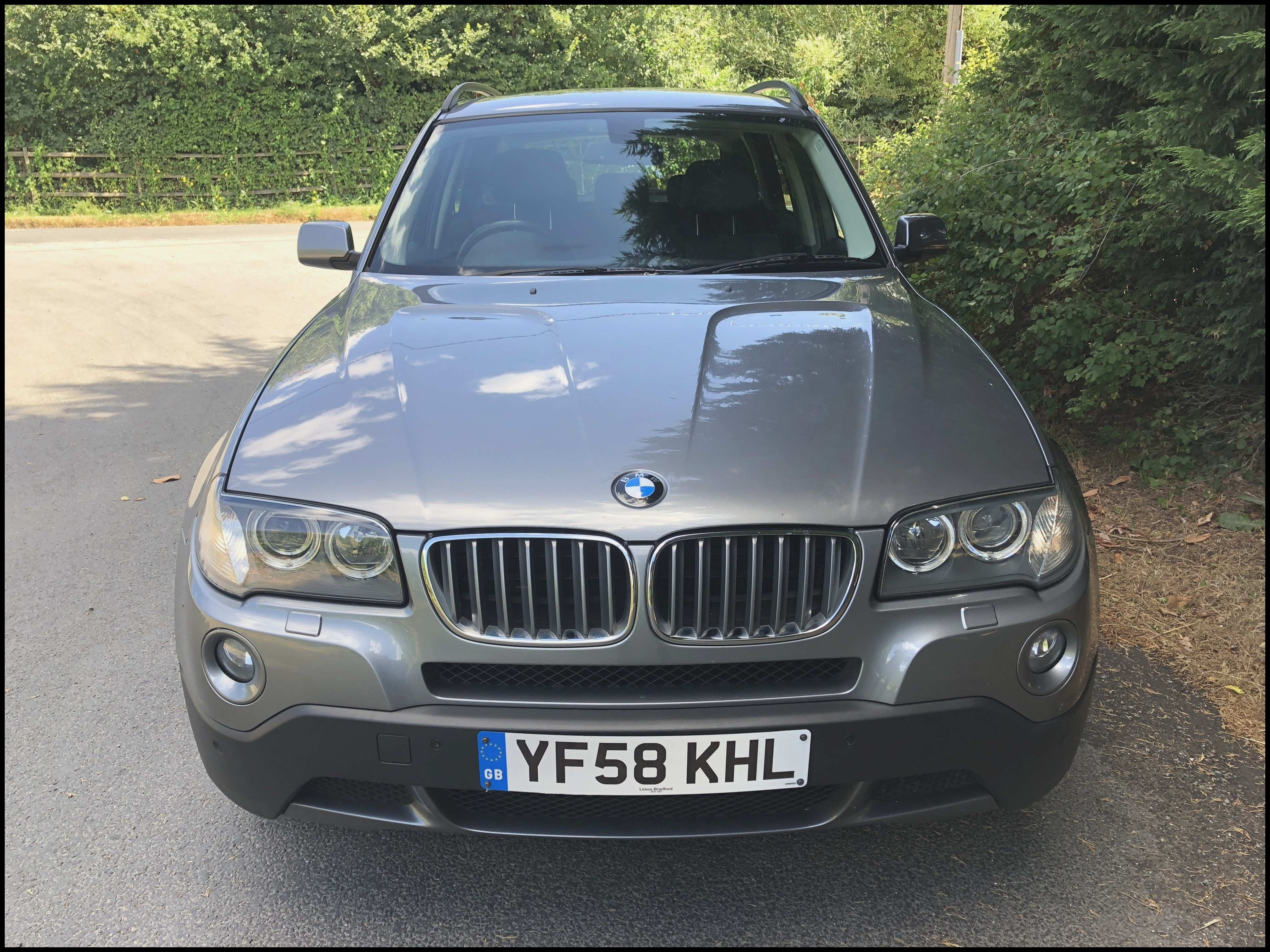 Bmw 3 Series Roof Rack Fresh Bmw X3 2 0d Automatic X Drive Se Edition Exclusive