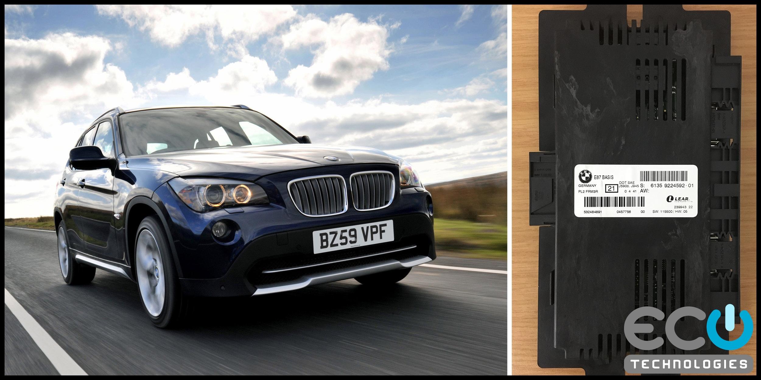 Bmw Approved Mechanics Luxury Bmw X1 E84 2 0d Frm3 E87 Basis 6135 01 Repair