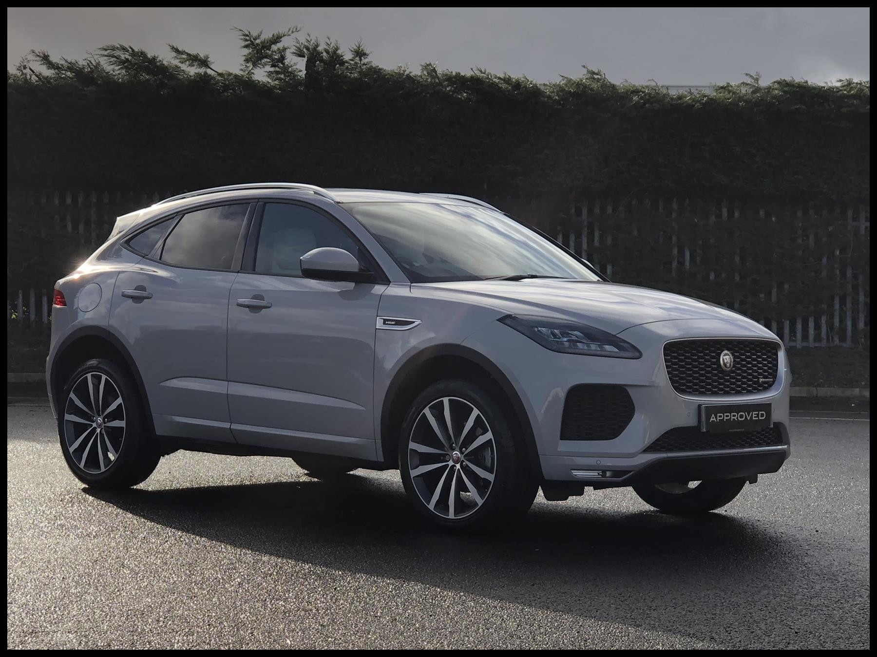 Preston Used Cars Luxury Used 2017 Jaguar E Pace 2 0d [180] R Dynamic