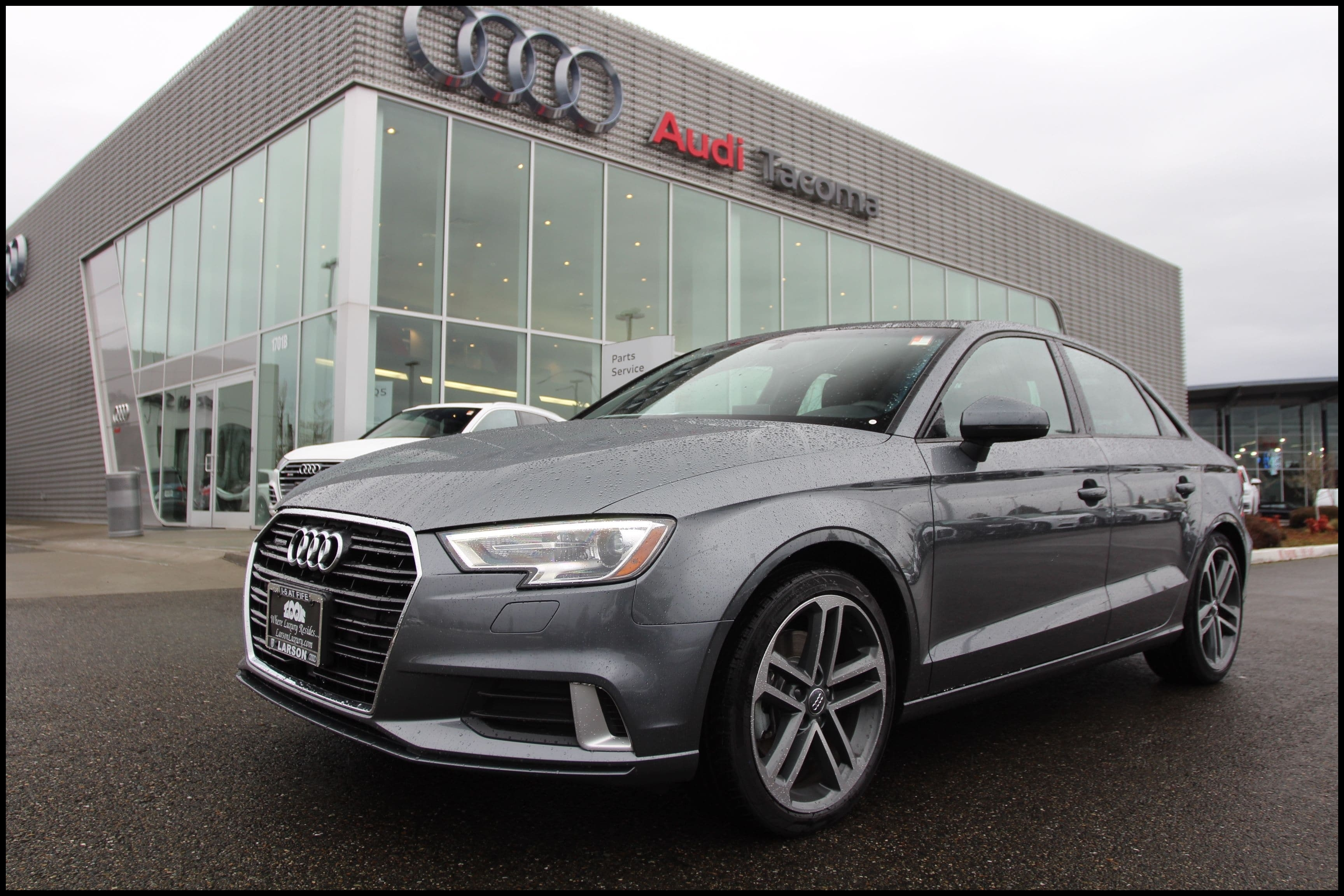 Audi Car Salesman Salary Best Audi A3 In Fife Wa