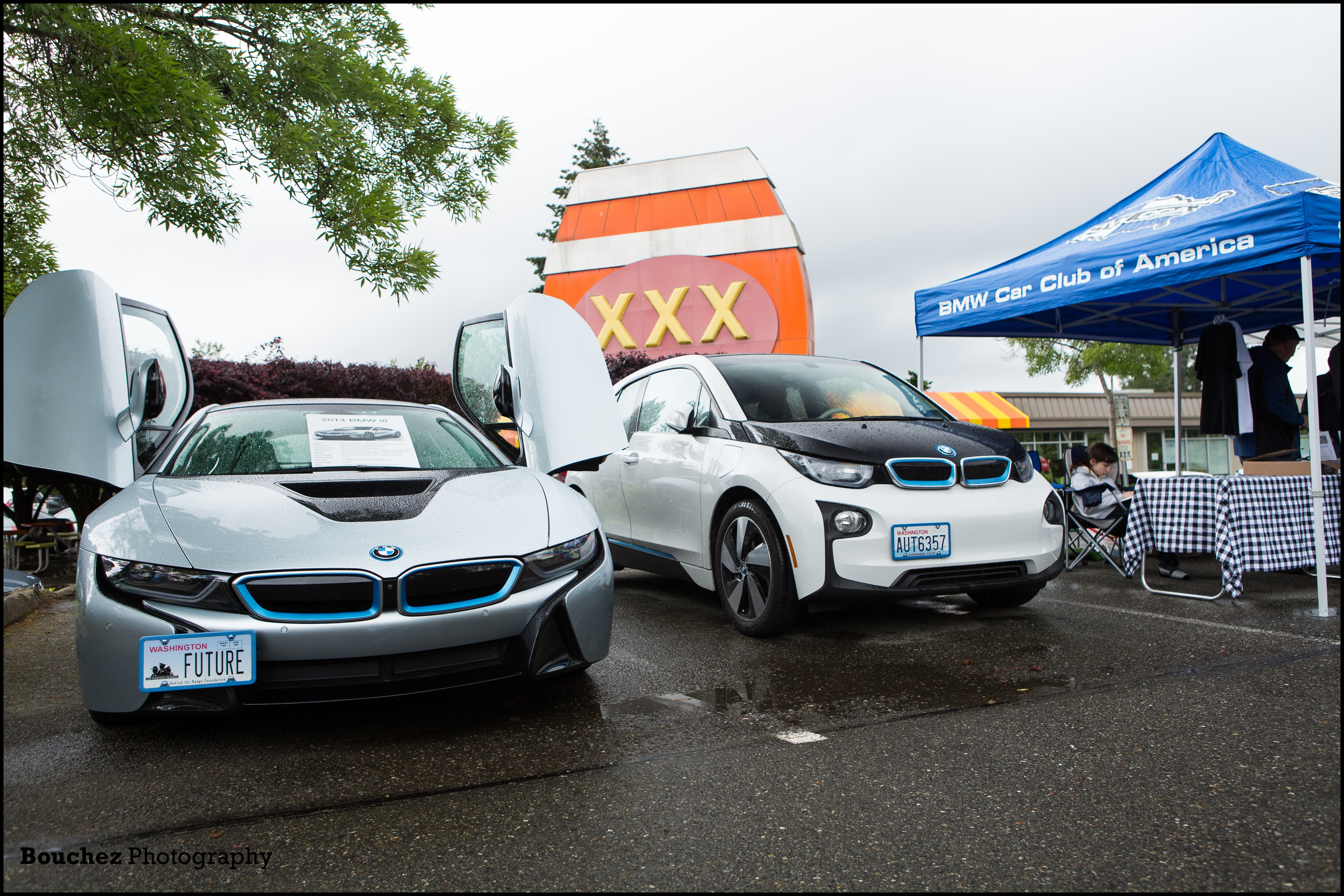 Your Pu Sound Region BMW Car Club will hold the 9th Annual Burgers & BMWs gathering at the Issaquah Triple X Root Beer Drive In on Sunday May 27th