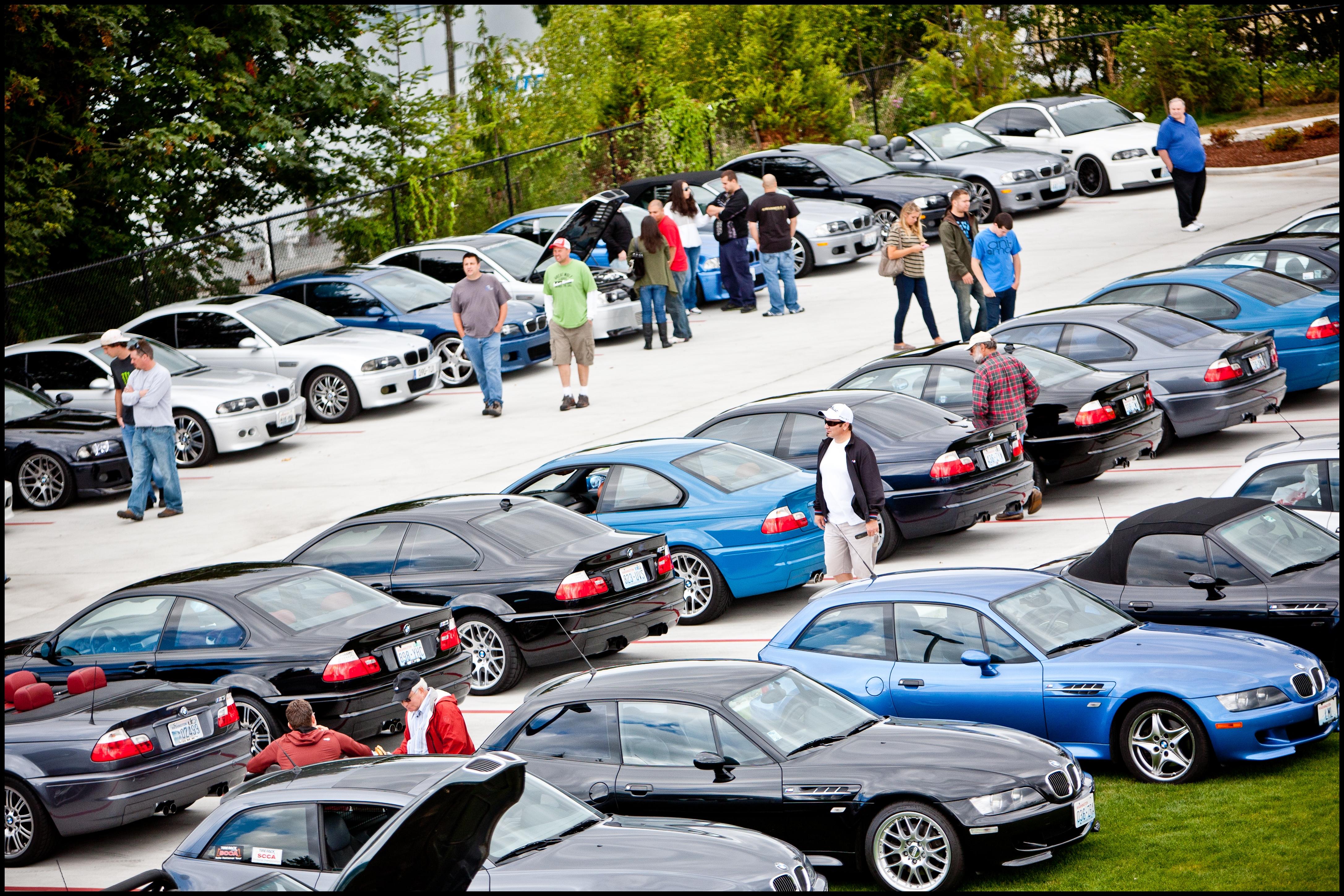 11th Annual M Car Day