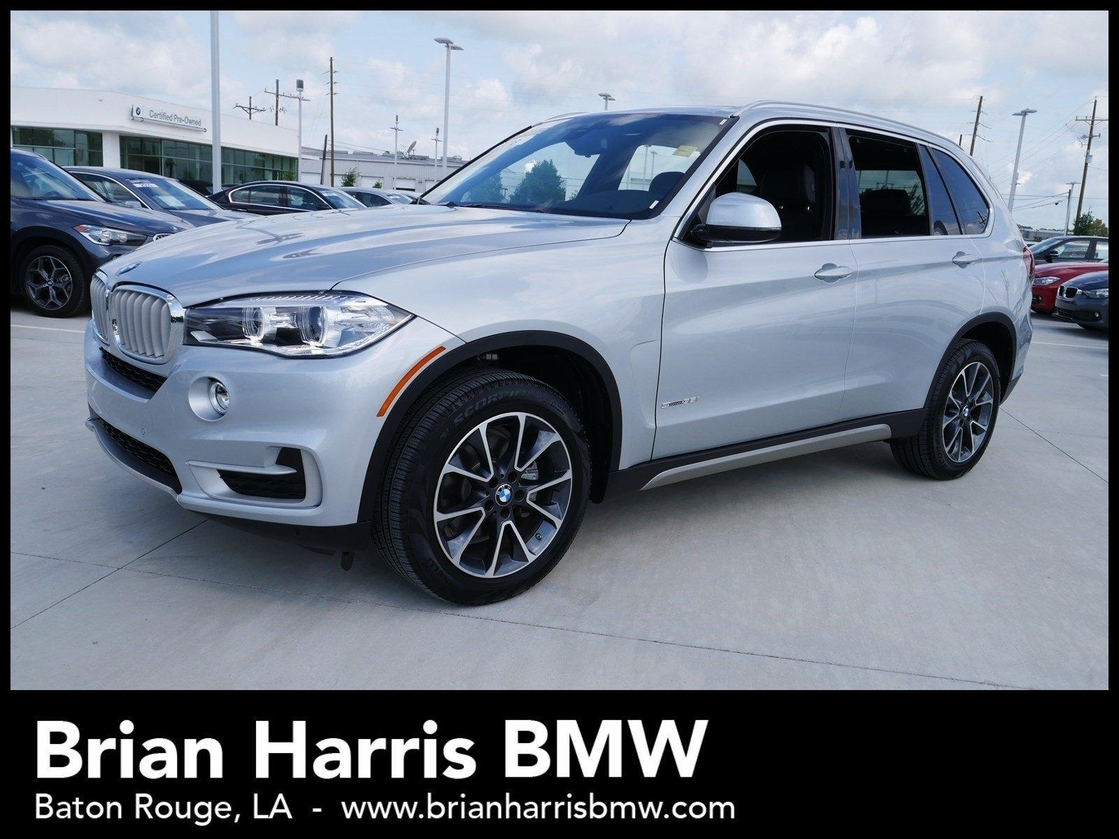 Used Certified 2018 BMW X5 sDrive35i in Baton Rouge LA Brian Harris BMW