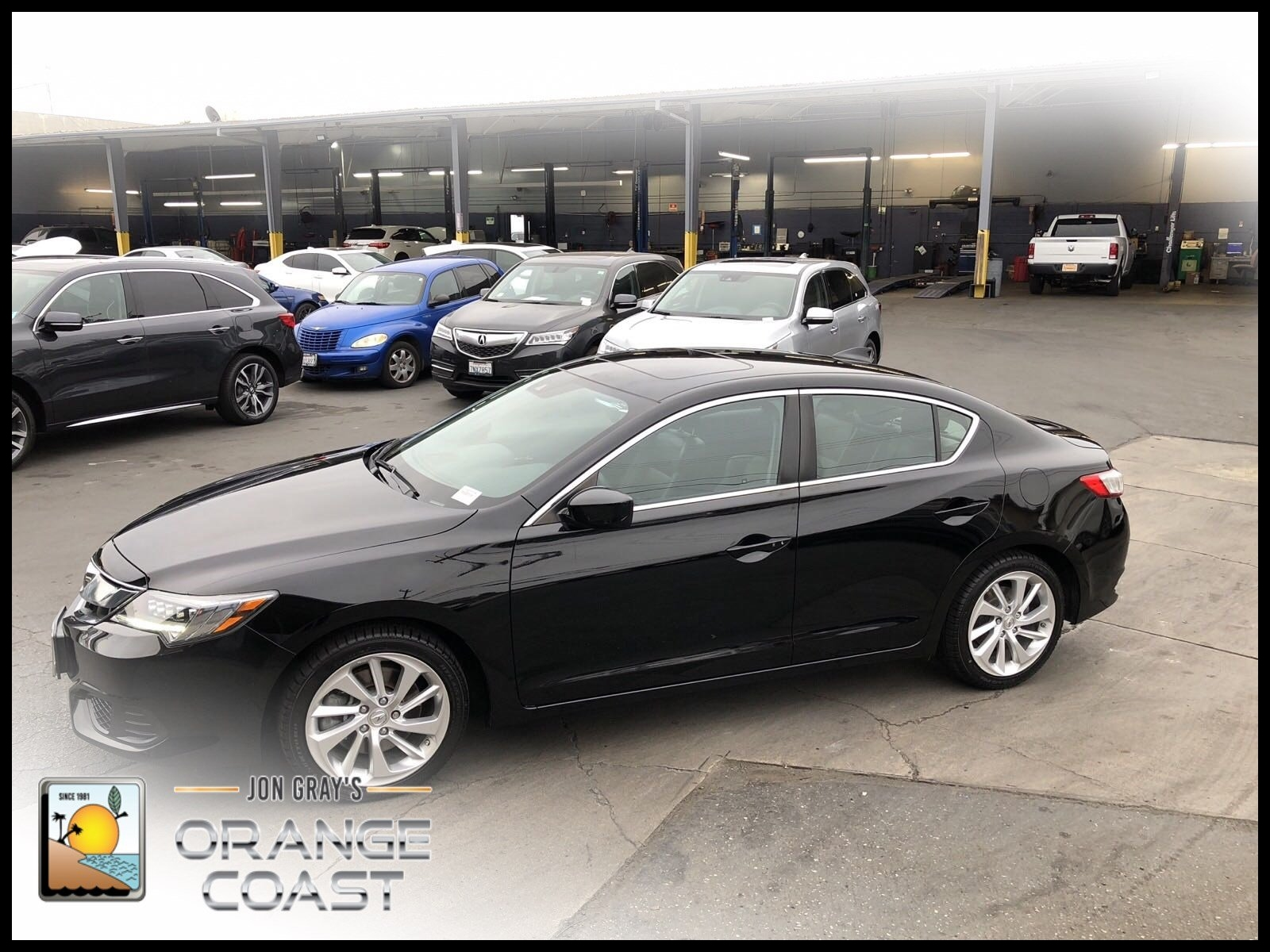 CERTIFIED PRE OWNED 2016 ACURA ILX W TECHNOLOGY PLUS