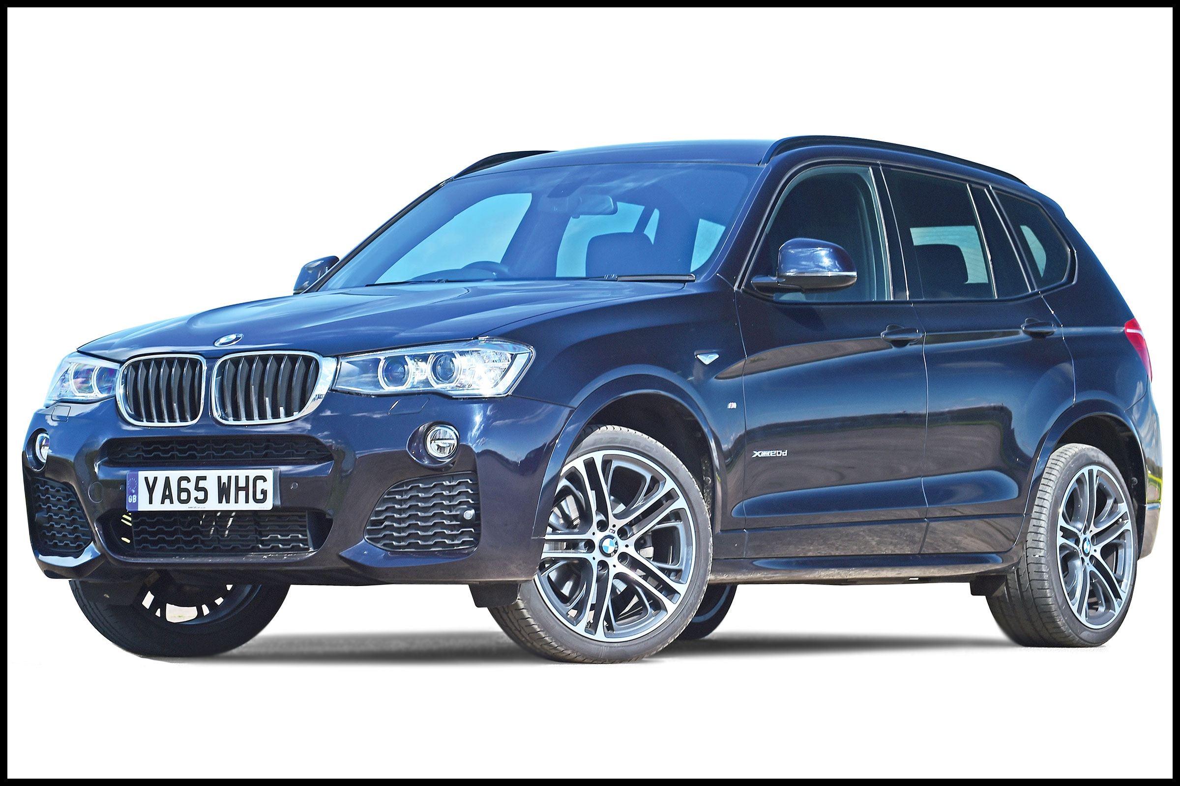 BMW X3 SUV 2010 2017 owner reviews MPG problems reliability performance