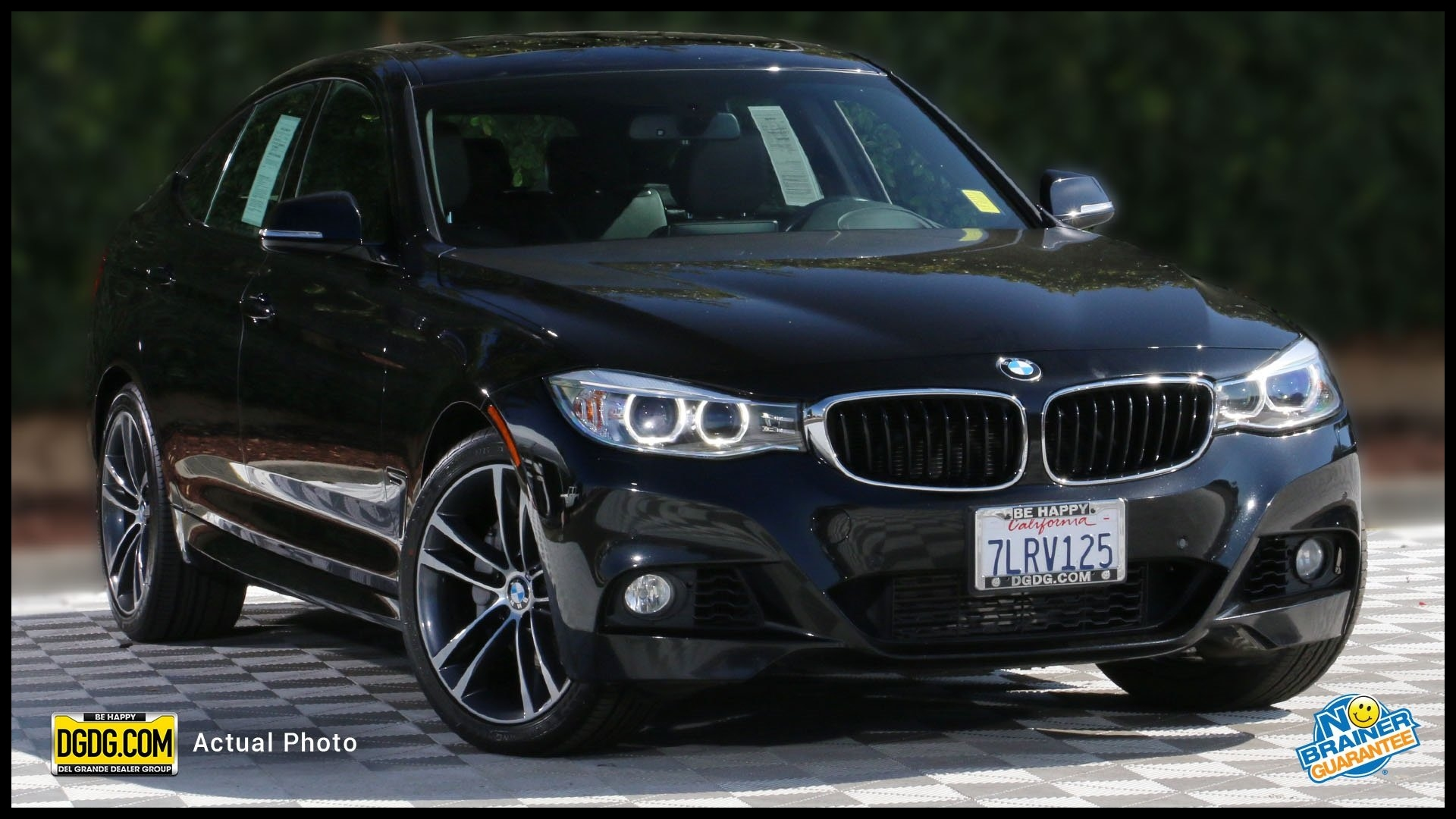 Pre Owned 2015 BMW 3 Series 335i xDrive Gran Turismo
