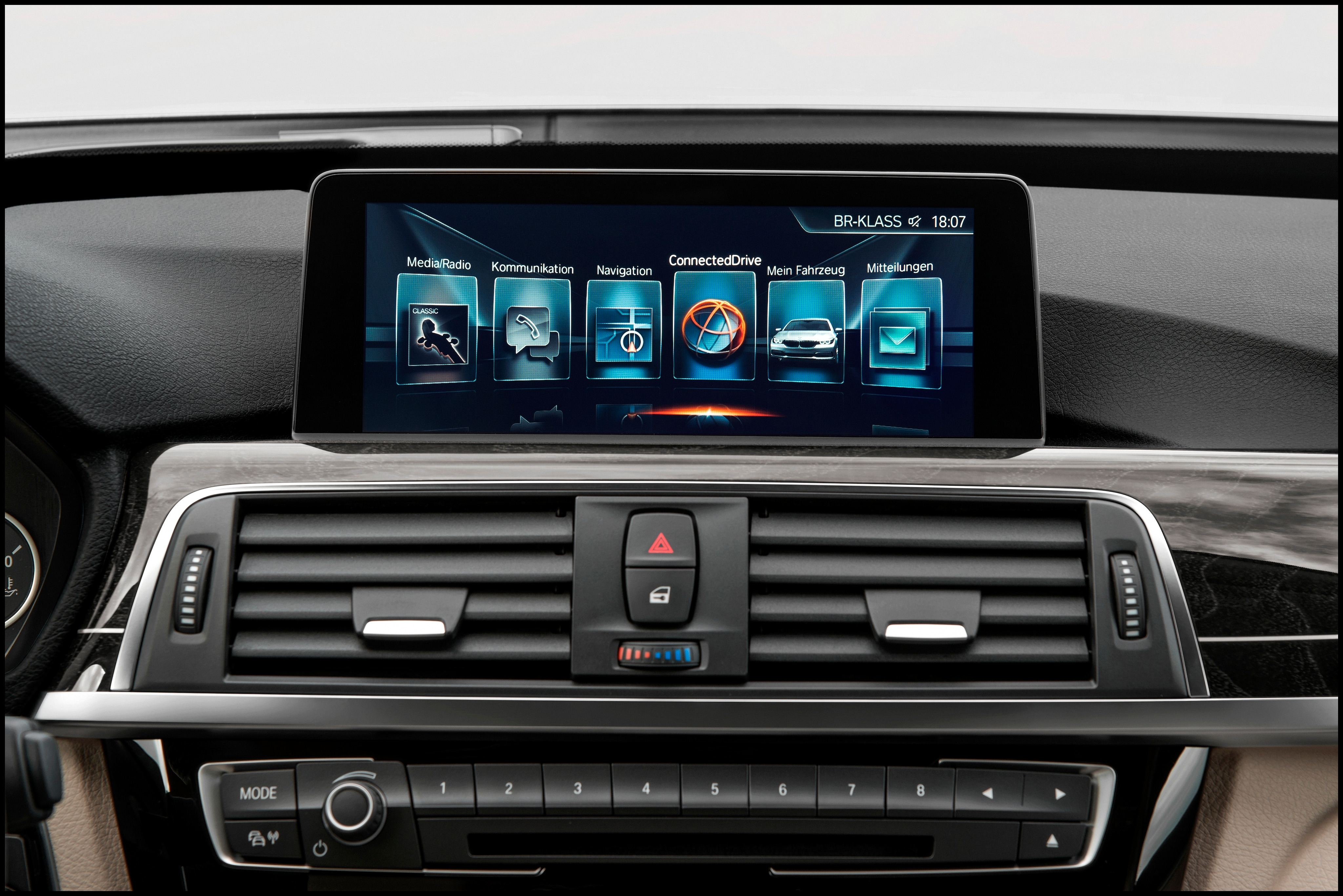 The BMW iDrive system has been around in one form or another since 2001 It s e a long way from its CD ROM based operating system and mouse based