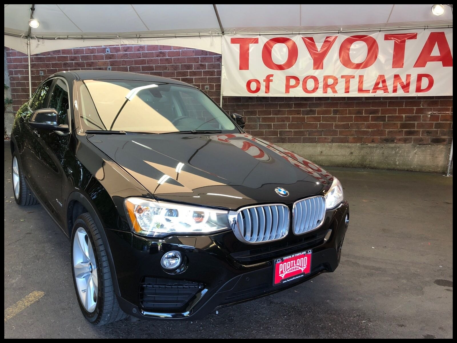 Pre Owned 2015 BMW X4