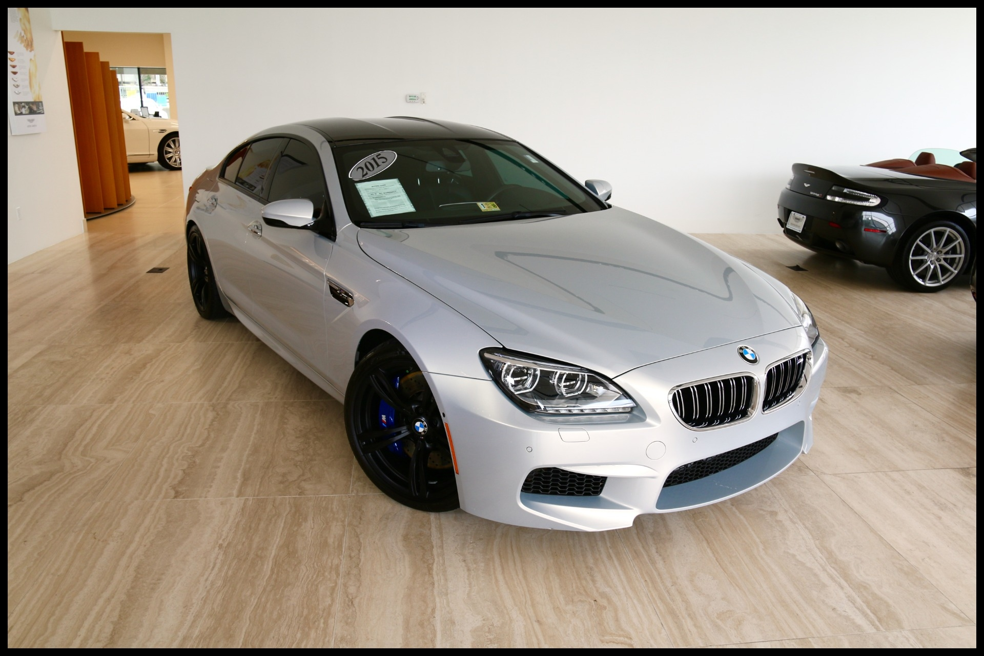 Used 2015 BMW M6 Gran Coupe