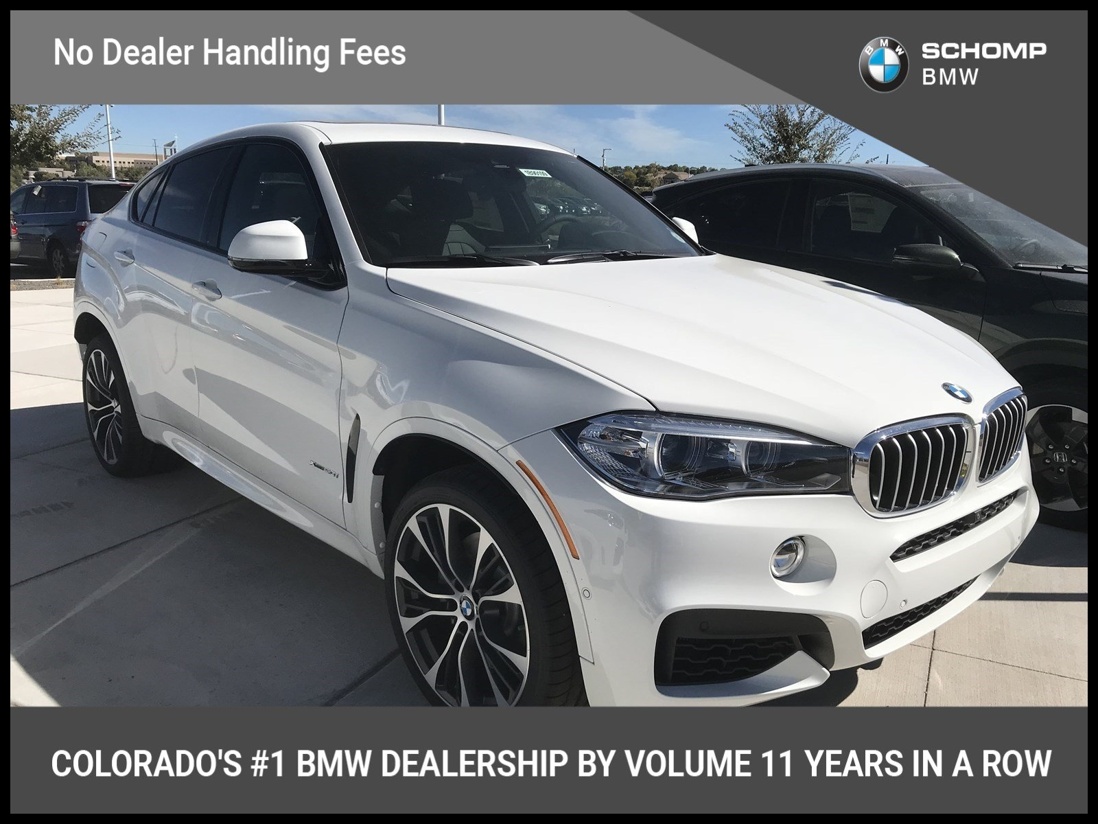 New 2019 BMW X6 X6 xDrive50i