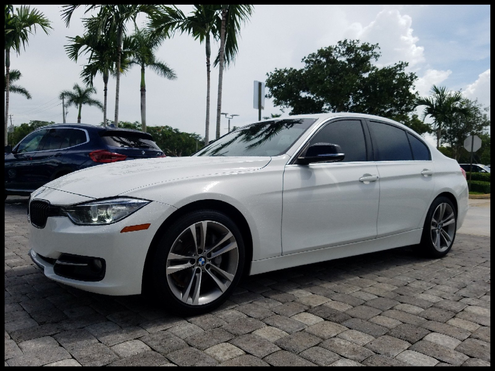 Certified 2015 BMW 335i w South Africa For Sale in Pembroke Pines FL Serving Miami