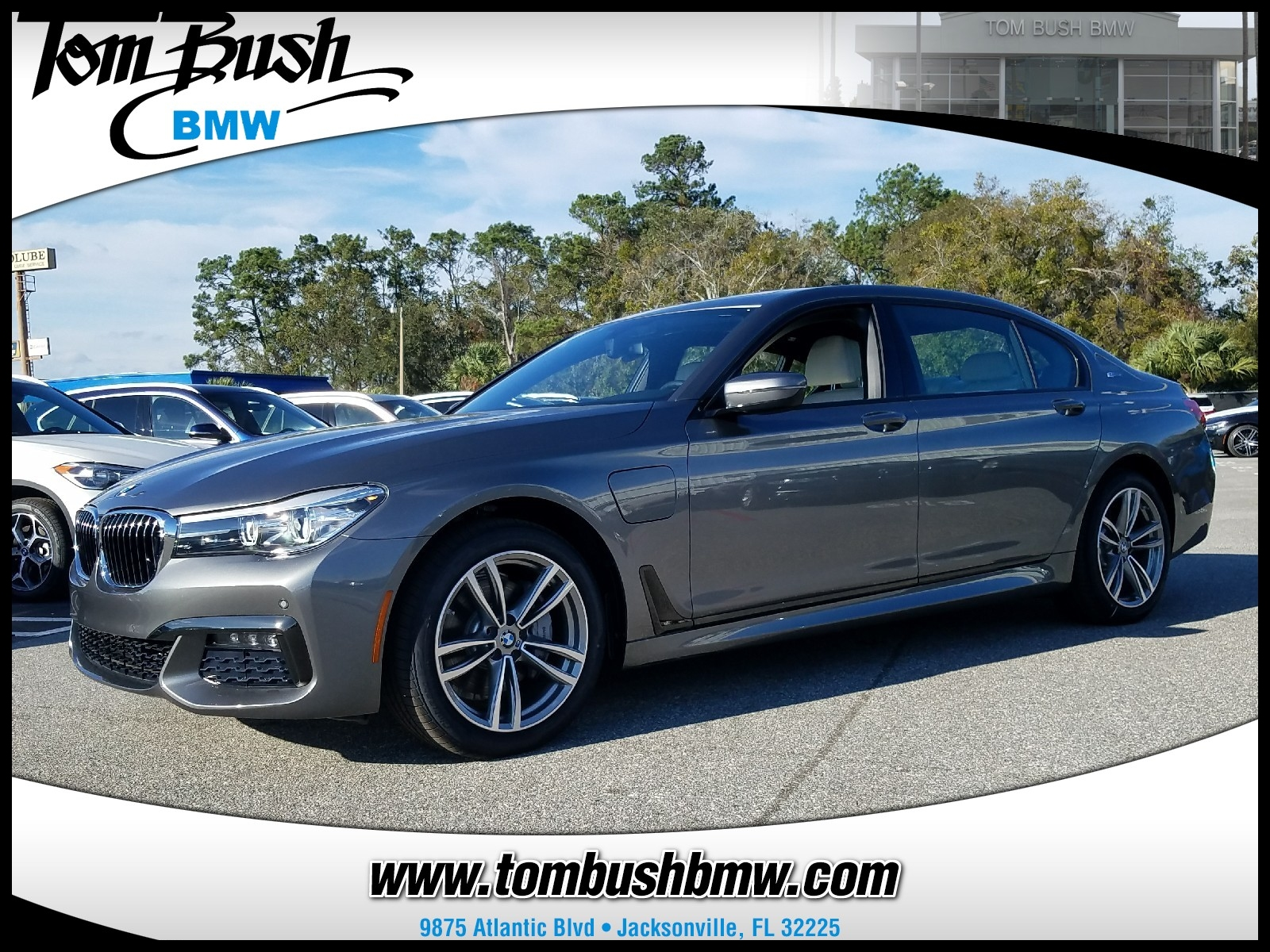 2018 New BMW 7 Series For Sale in Jacksonville FL B