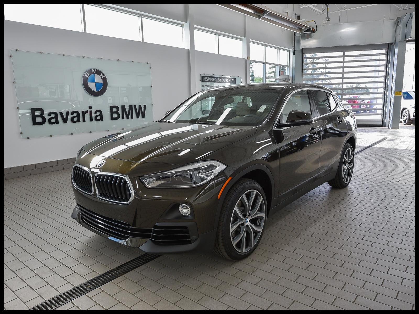 New 2018 BMW X2 xDrive 28i