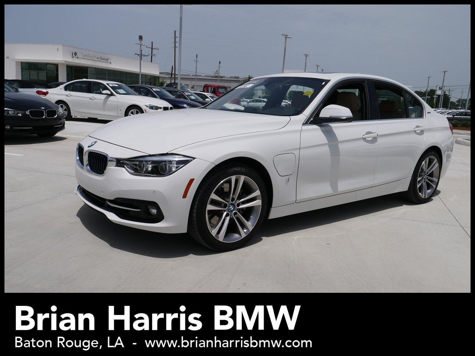 Used 2018 BMW 3 Series 330e iPerformance in Baton Rouge LA Brian Harris BMW
