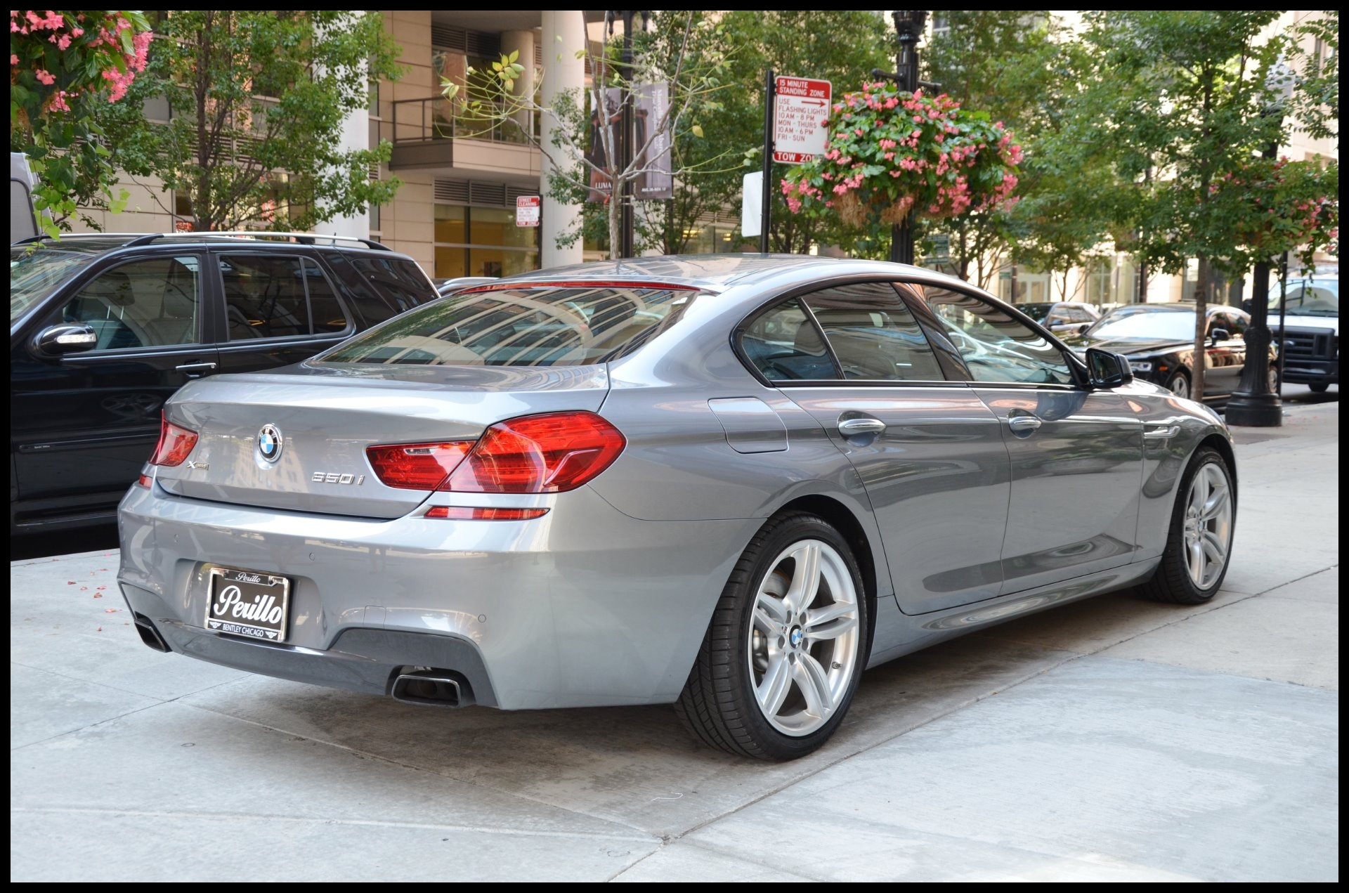Chicago Bmw Dealers 2015 Bmw 6 Series 650i Xdrive Gran Coupe Stock B798a for Sale Near