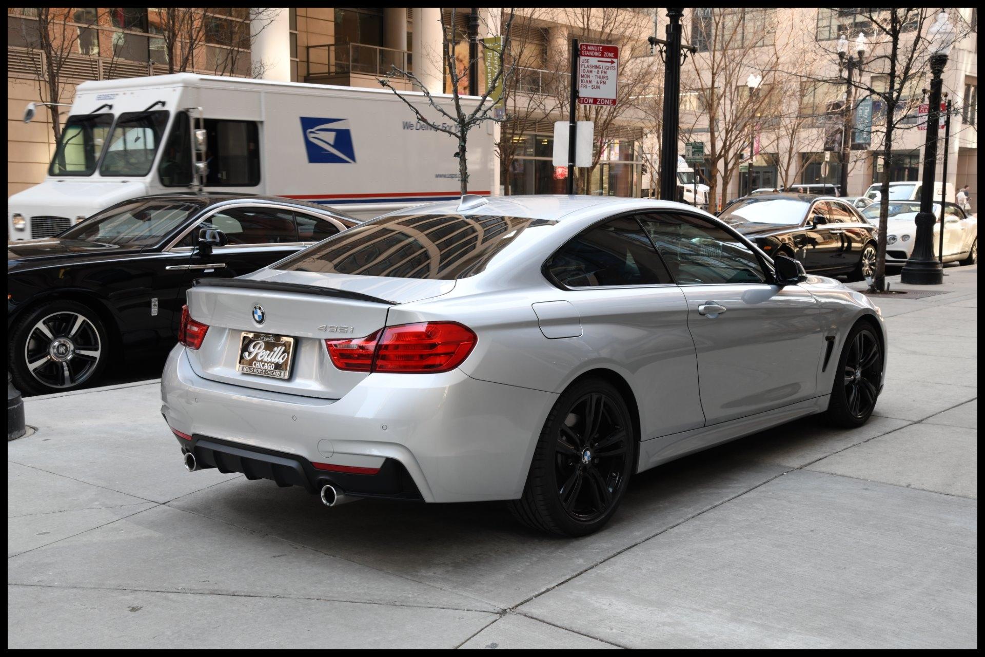 Used 2014 BMW 4 Series 435i
