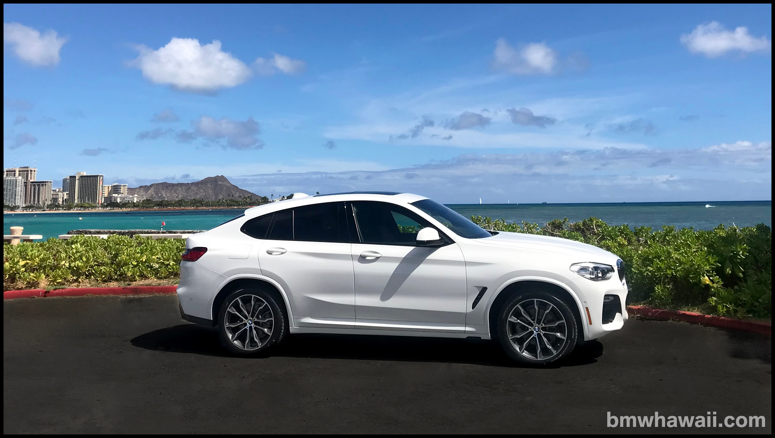 Contact the Automotive Experts at BMW of Honolulu