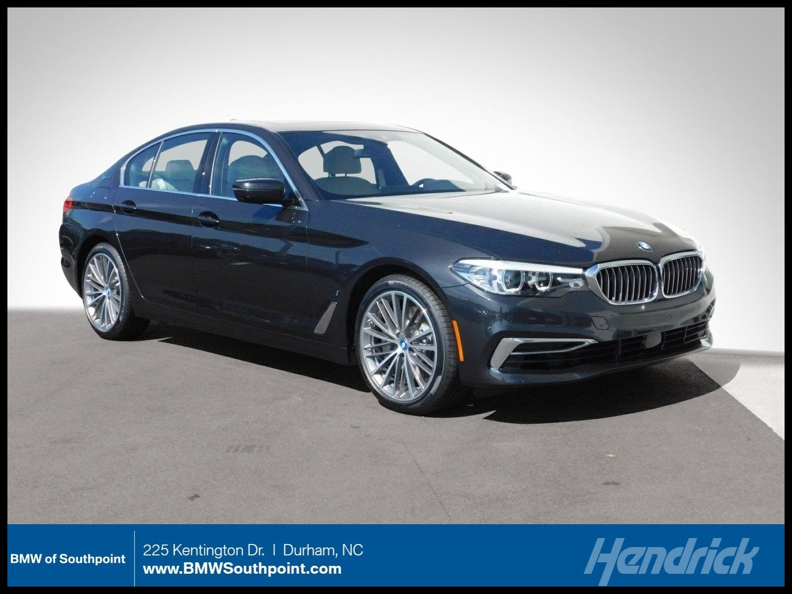 New 2019 BMW 5 Series 530e iPerformance For Sale in Durham NC
