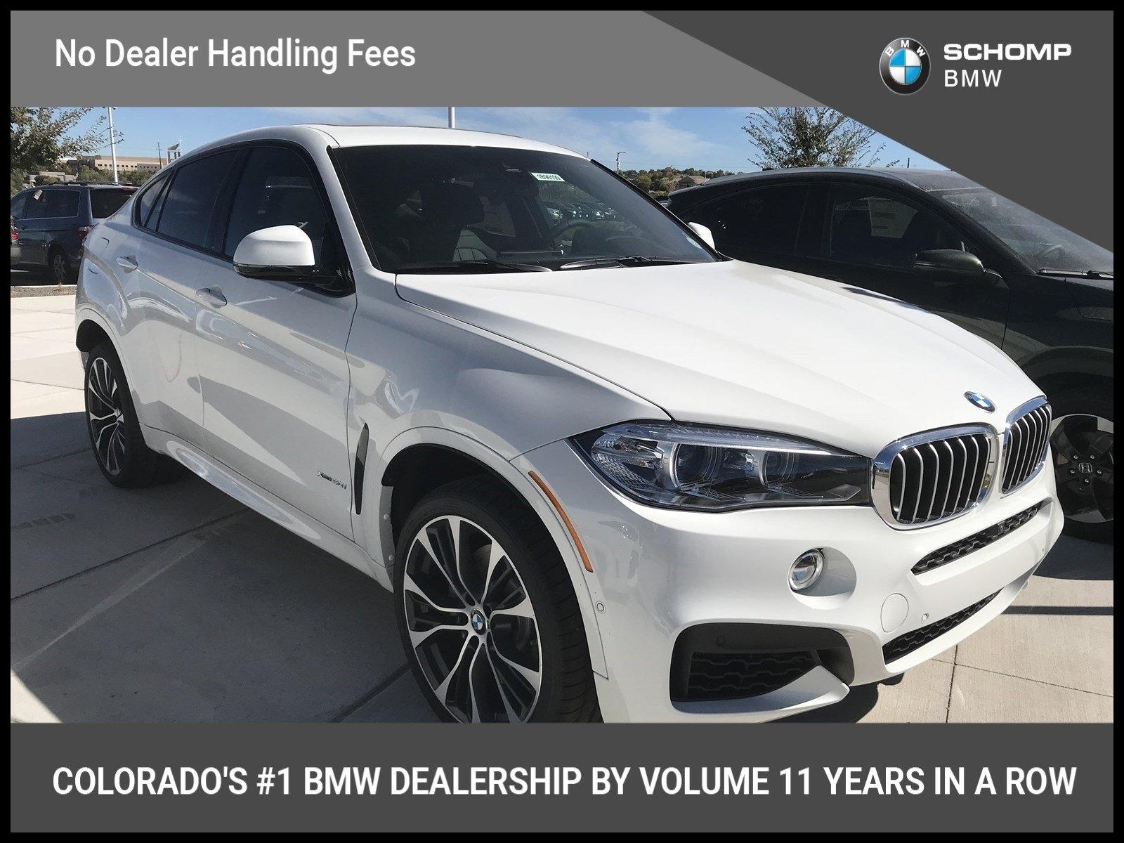 New 2019 BMW X6 X6 xDrive50i