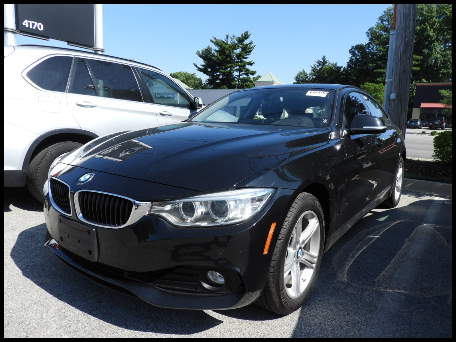 Pre Owned 2015 BMW 4 Series 428i xDrive