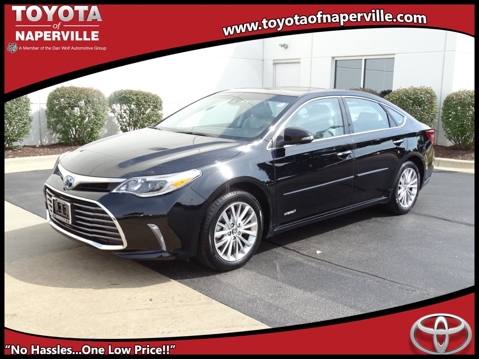 Certified Pre Owned 2016 Toyota Avalon Hybrid Limited