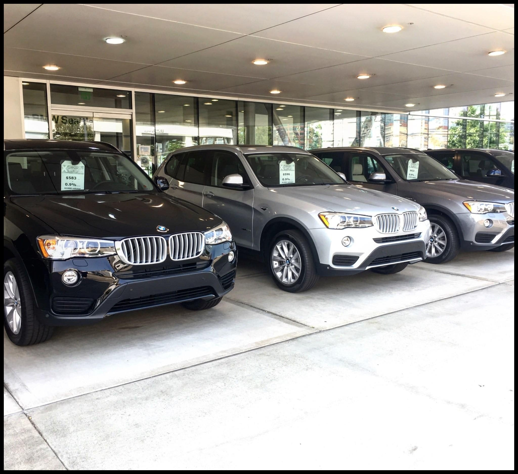 Contact Info BMW Seattle