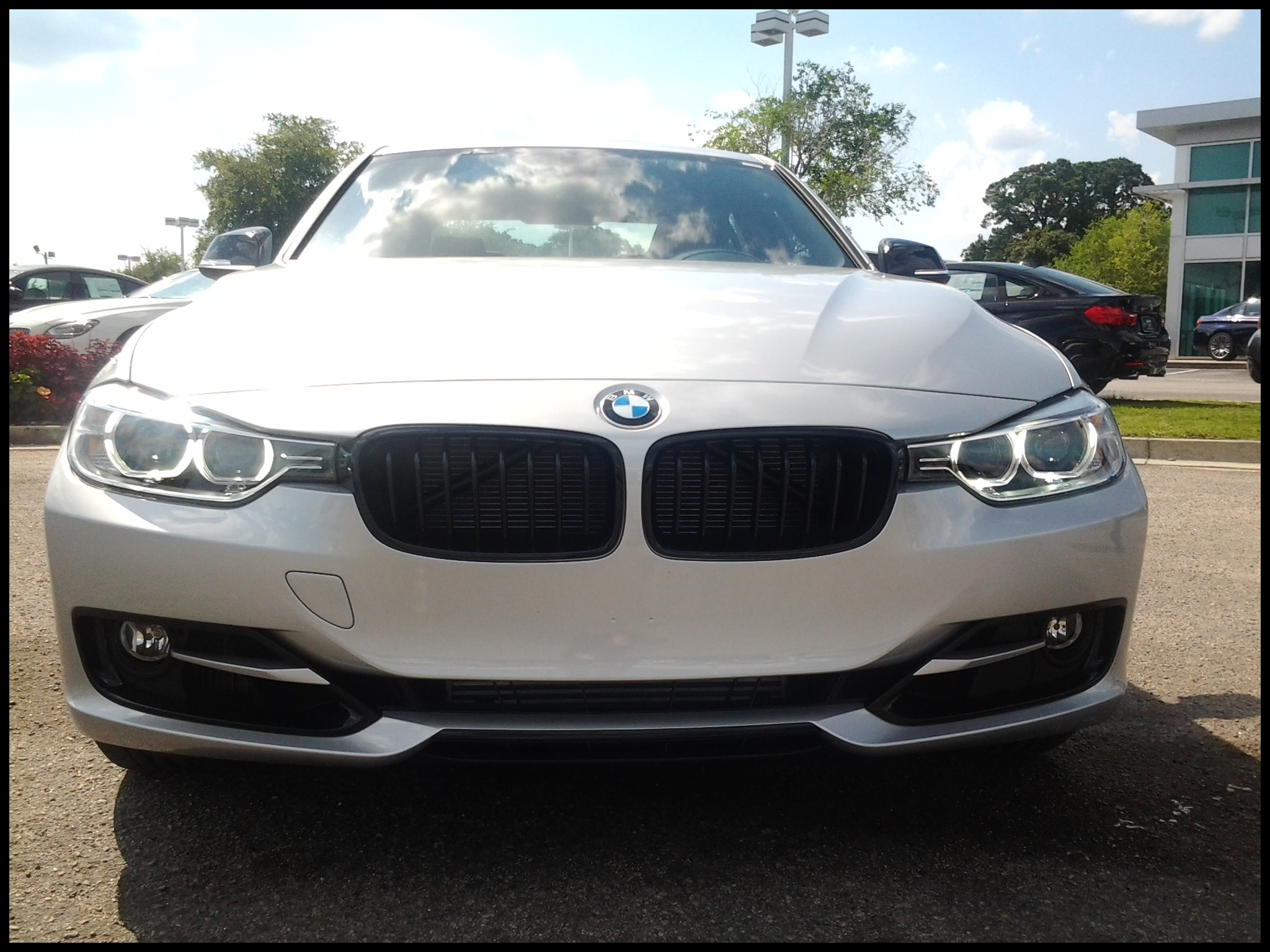 Custom BMW 335i Accessory Overview