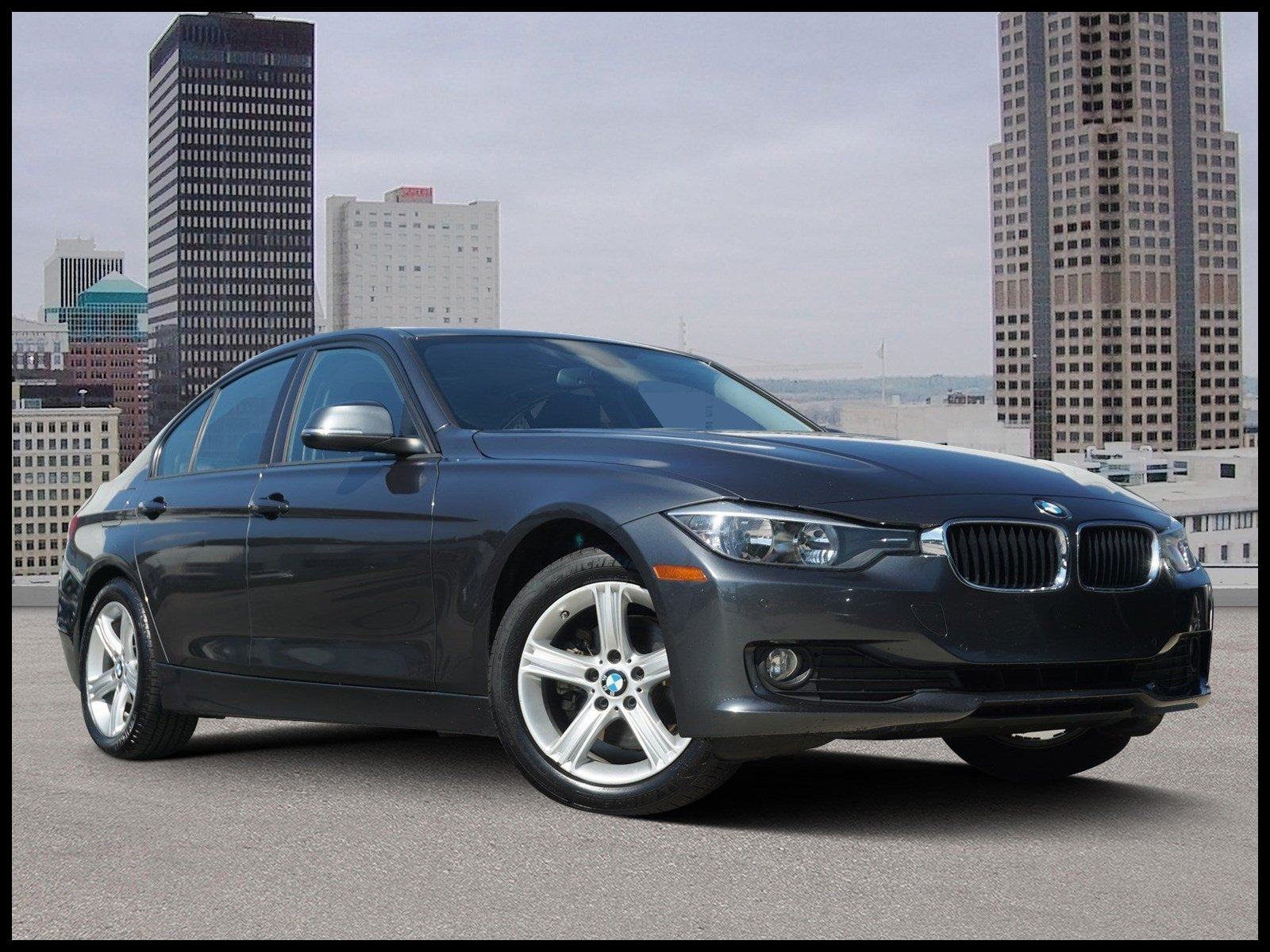 Pre Owned 2015 BMW 3 Series 328d
