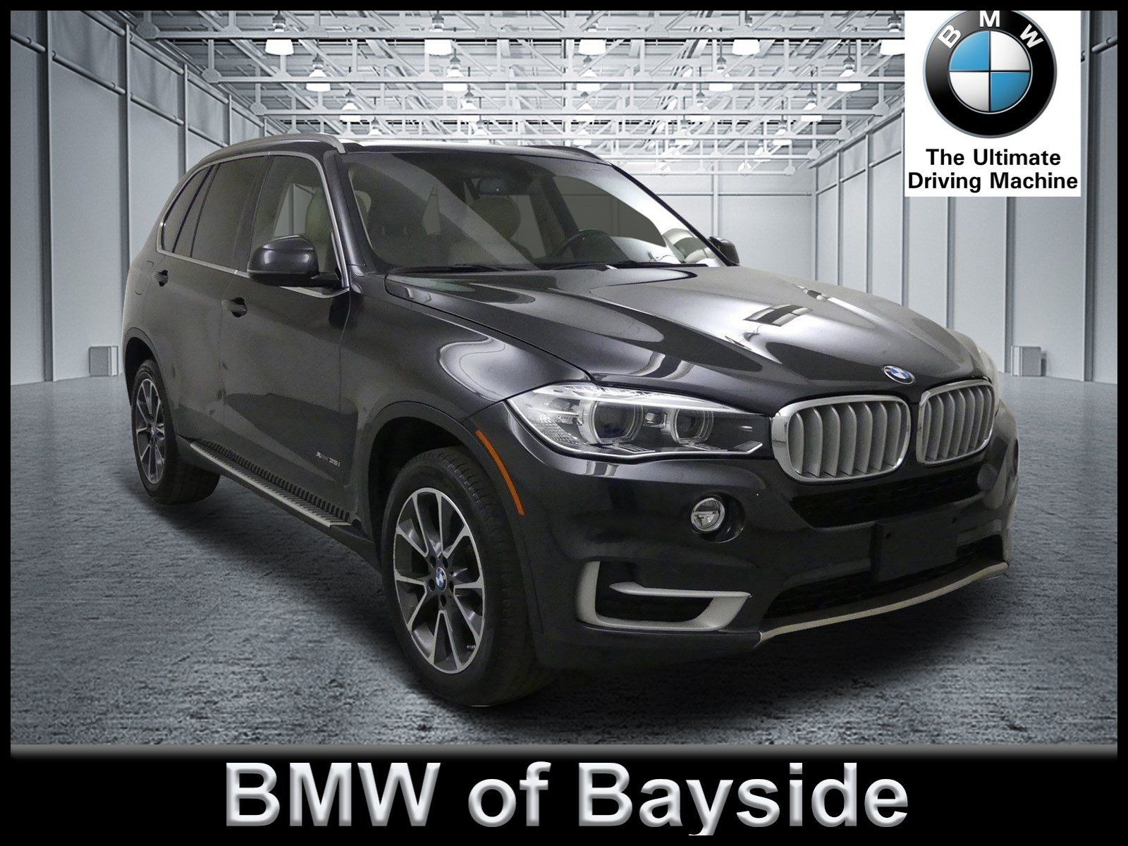 Pre Owned 2015 BMW X5 xDrive35i