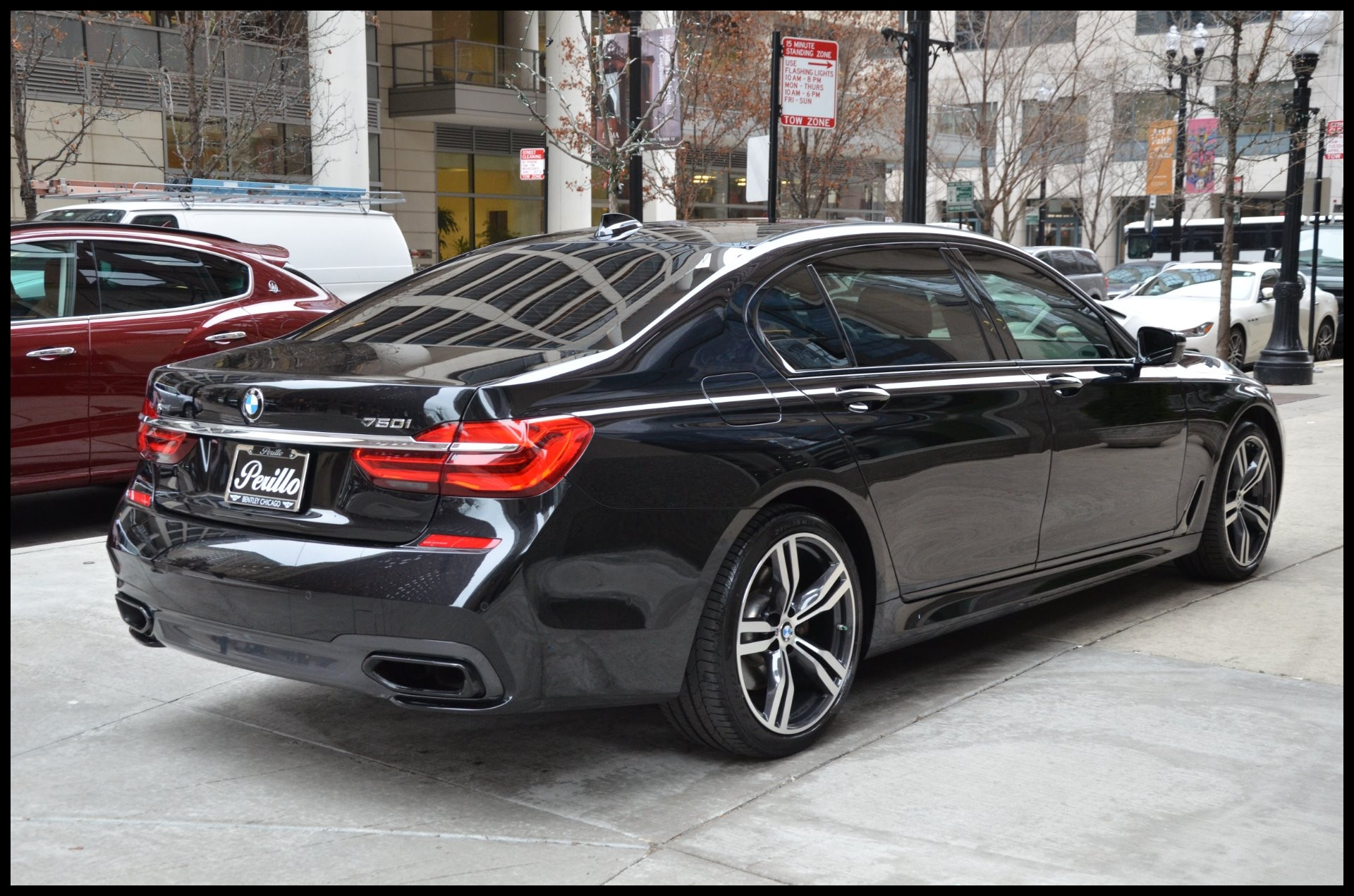 Chicago Bmw Dealers 2016 Bmw 7 Series 750i Xdrive Stock B863a For Cool Bmw 750il Wallpaper